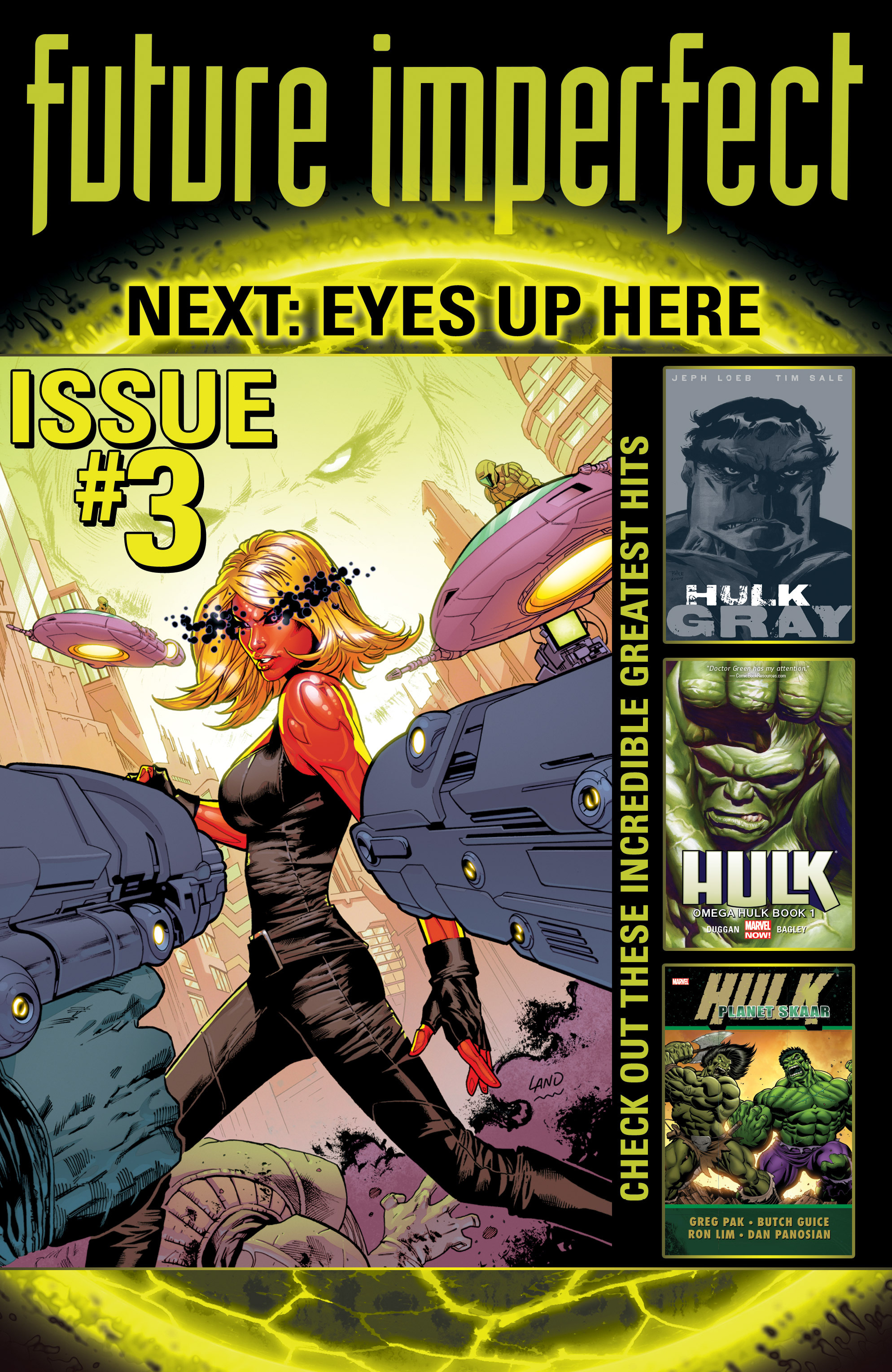 Read online Future Imperfect comic -  Issue #2 - 24