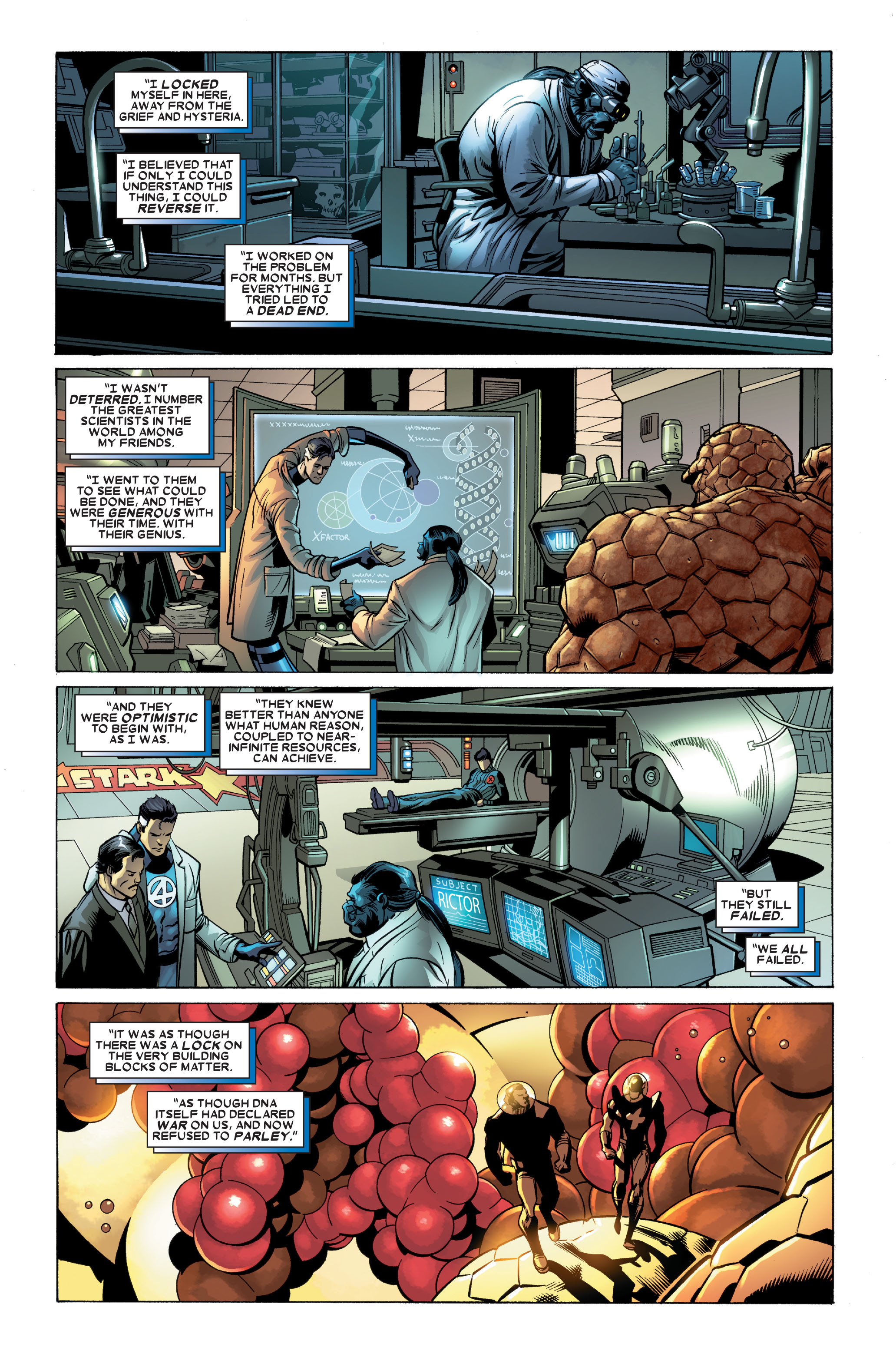 X-Men (1991) 200 Page 40