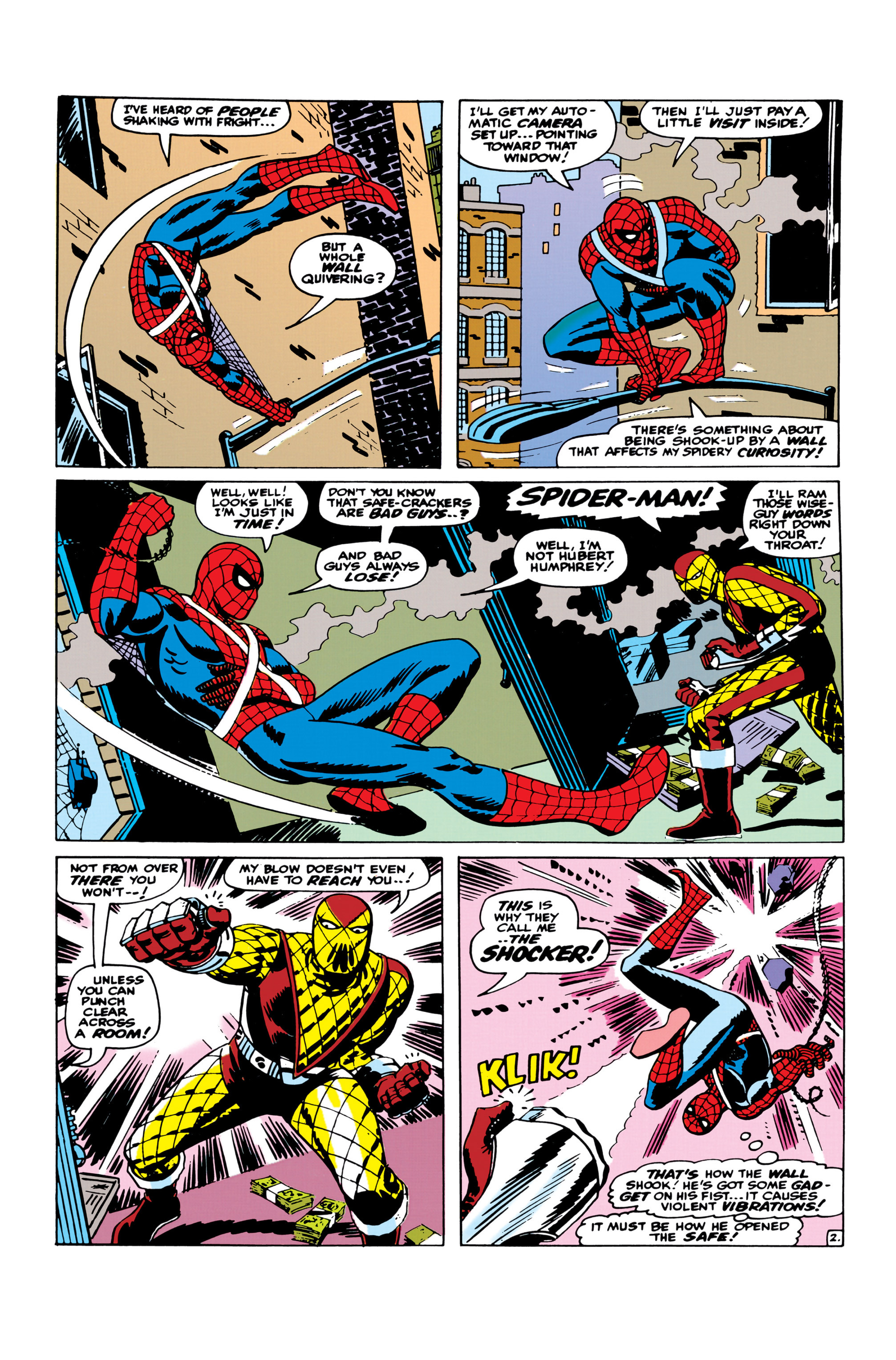 The Amazing Spider-Man (1963) 46 Page 2