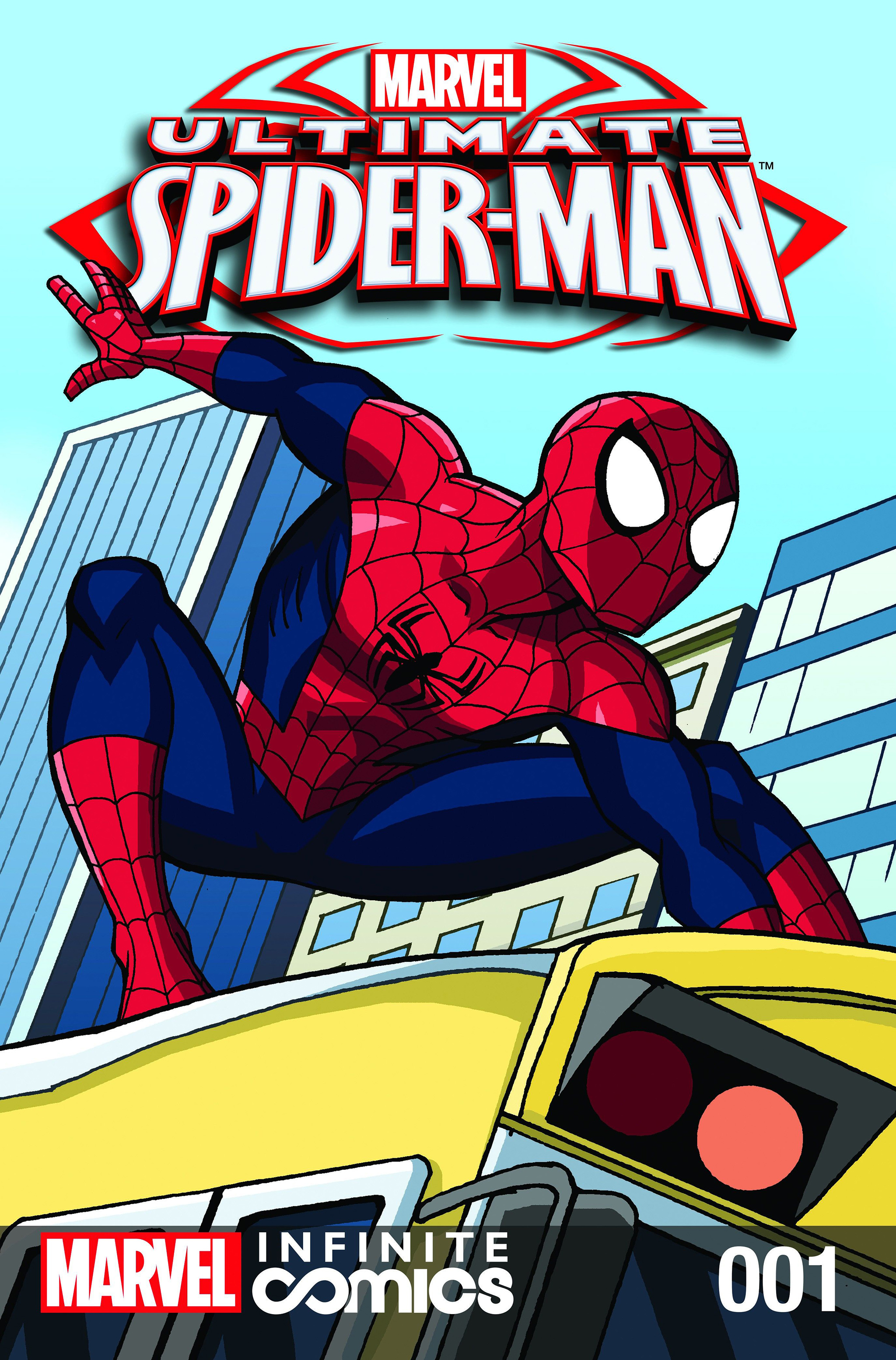 Read online Ultimate Spider-Man (Infinite Comics) (2015) comic -  Issue #1 - 2