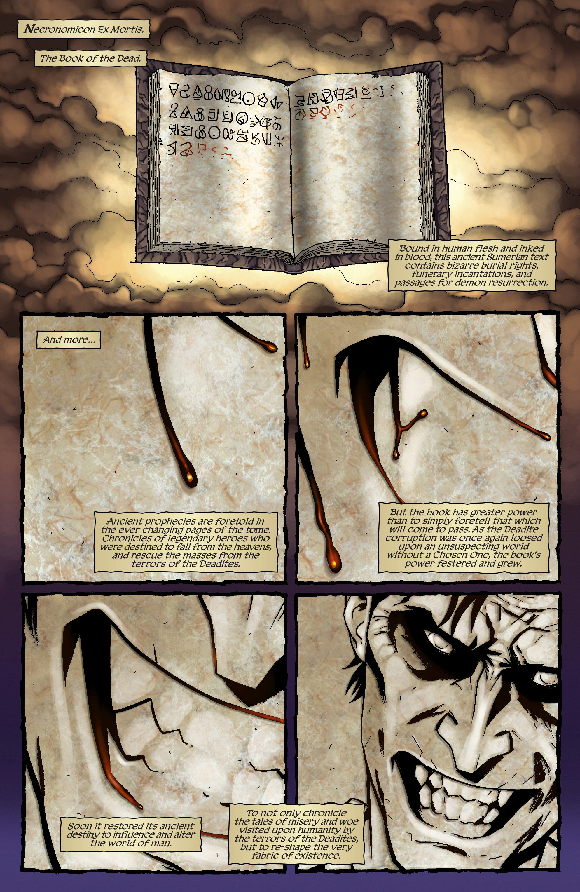 Read online Army of Darkness: From the Ashes comic -  Issue #Army of Darkness: From the Ashes TPB - 8