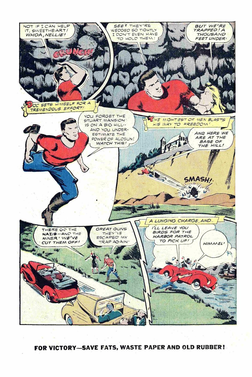 Read online America's Best Comics comic -  Issue #13 - 48