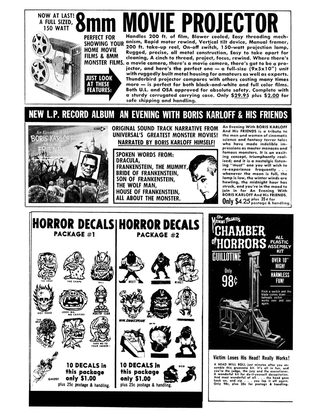 Read online Eerie Archives comic -  Issue # TPB 5 - 210