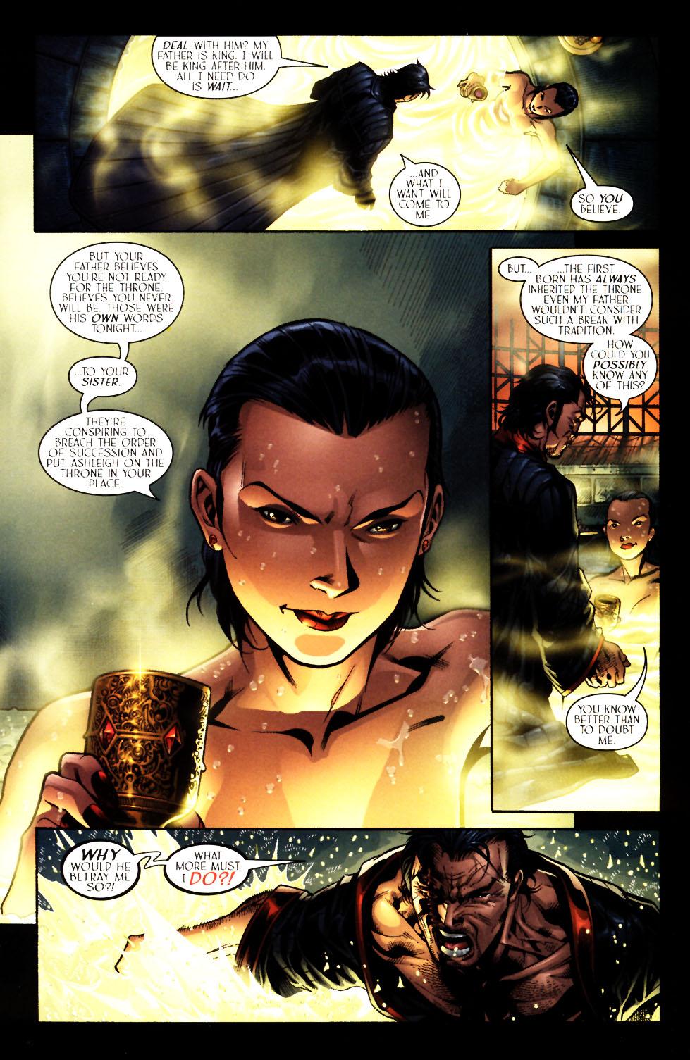 Read online Scion comic -  Issue #11 - 19