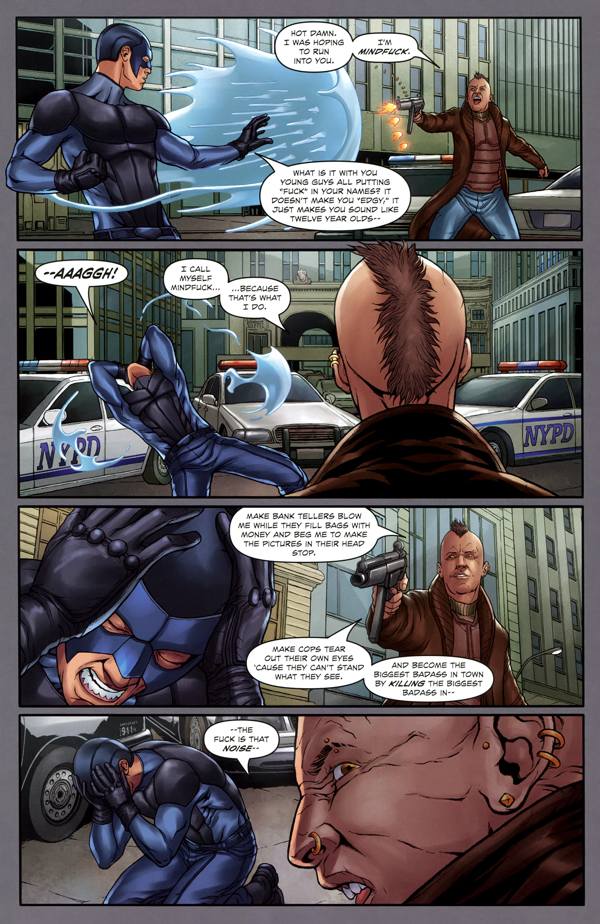 Read online Absolution: Rubicon comic -  Issue #1 - 17