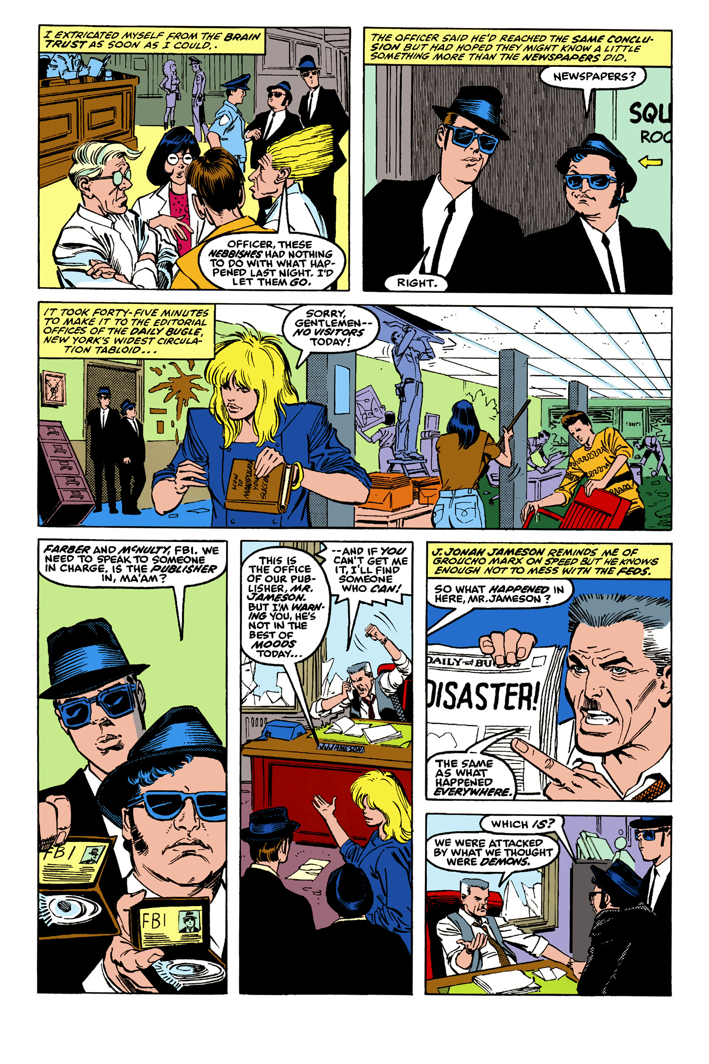 Read online X-Factor (1986) comic -  Issue # _ Annual 4 - 41
