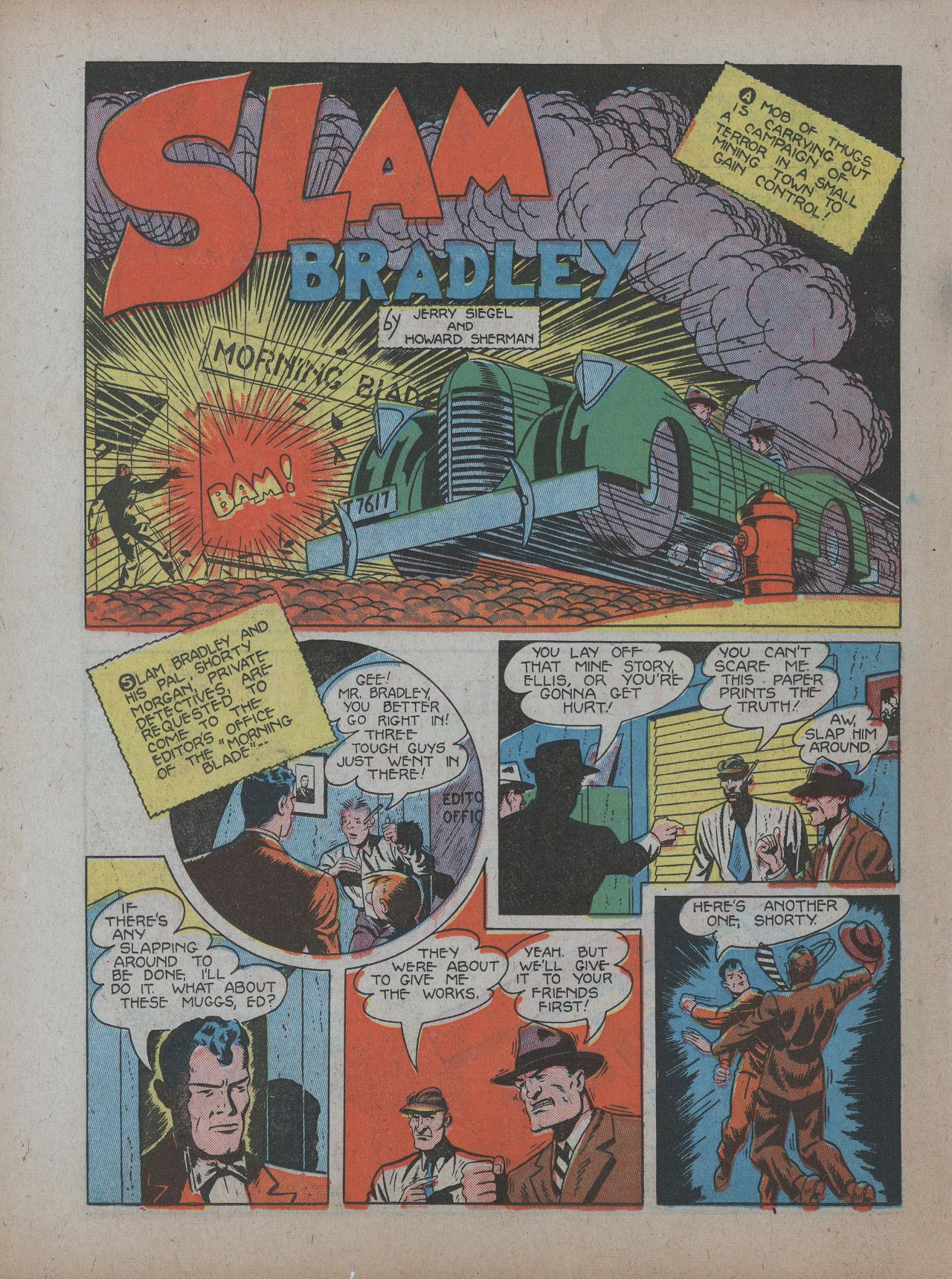 Read online Detective Comics (1937) comic -  Issue #48 - 58