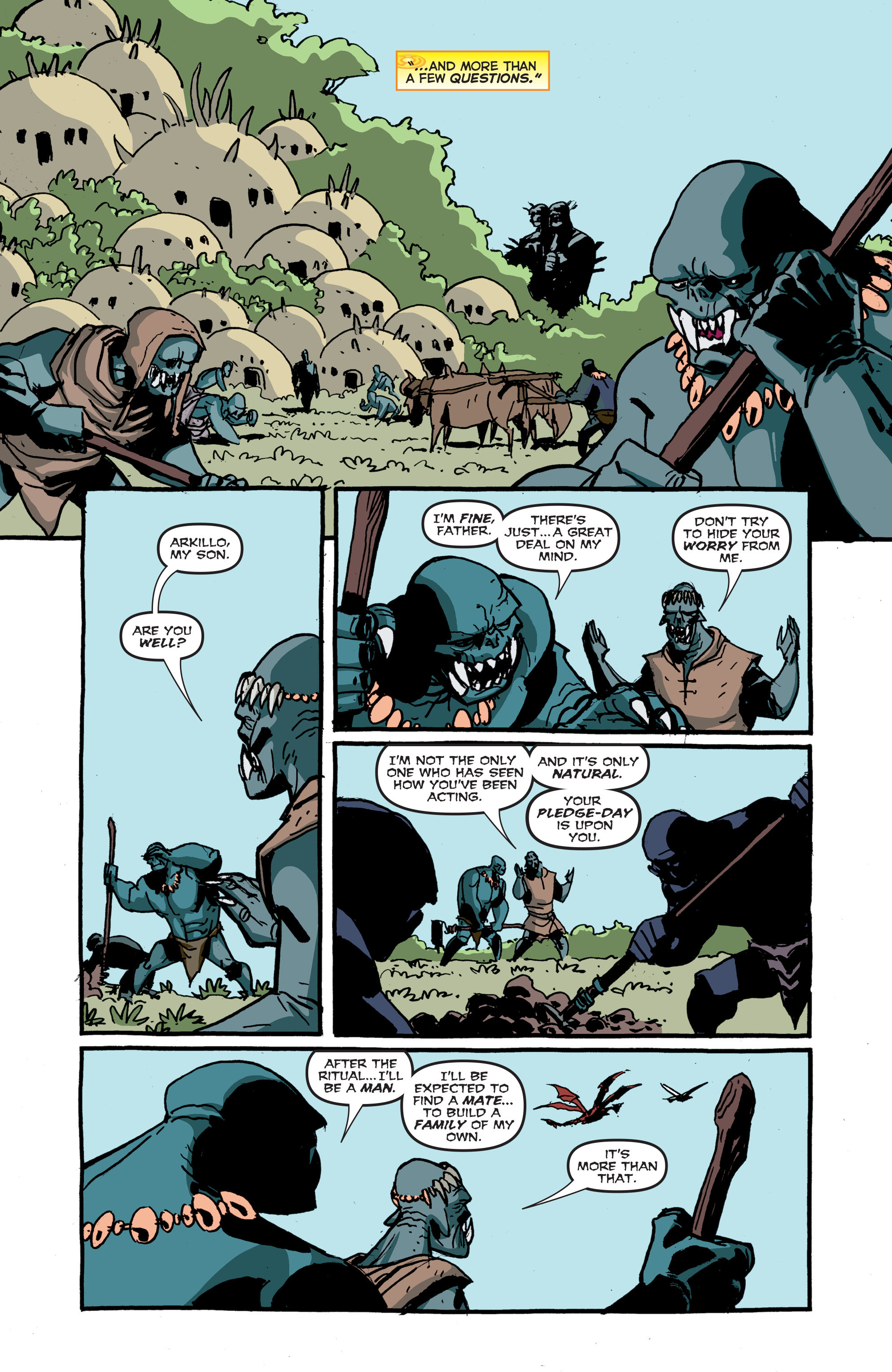 Read online Sinestro comic -  Issue # Annual 1 - 23