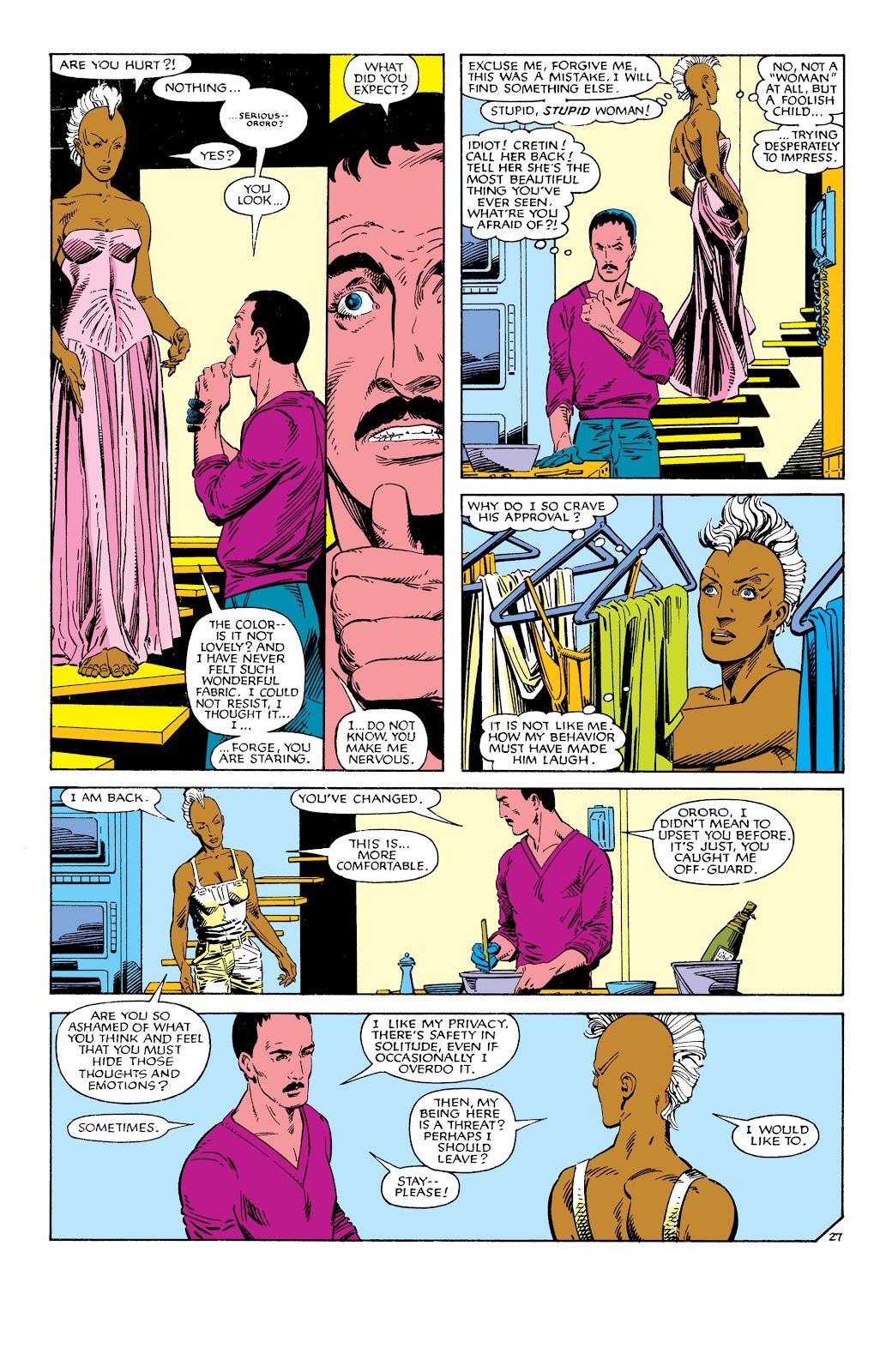 Uncanny X-Men (1963) issue 186 - Page 28