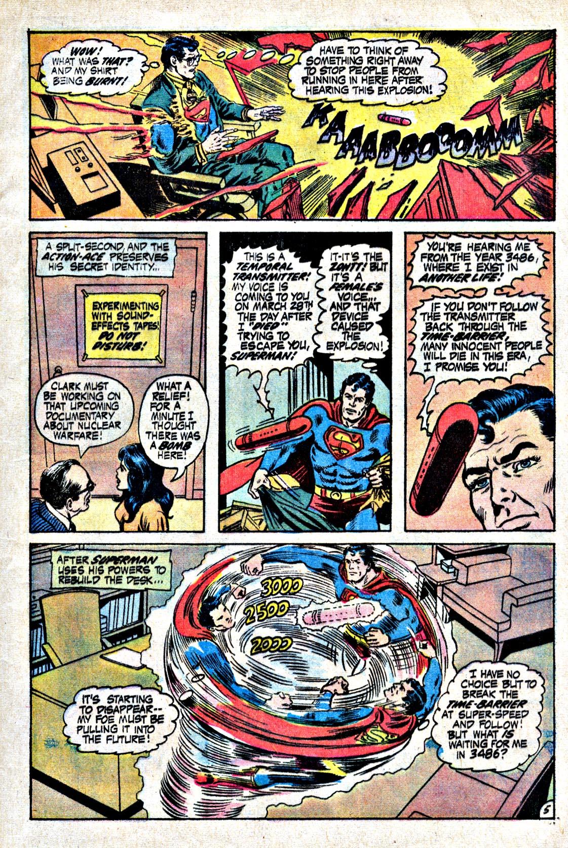 Action Comics (1938) 403 Page 7