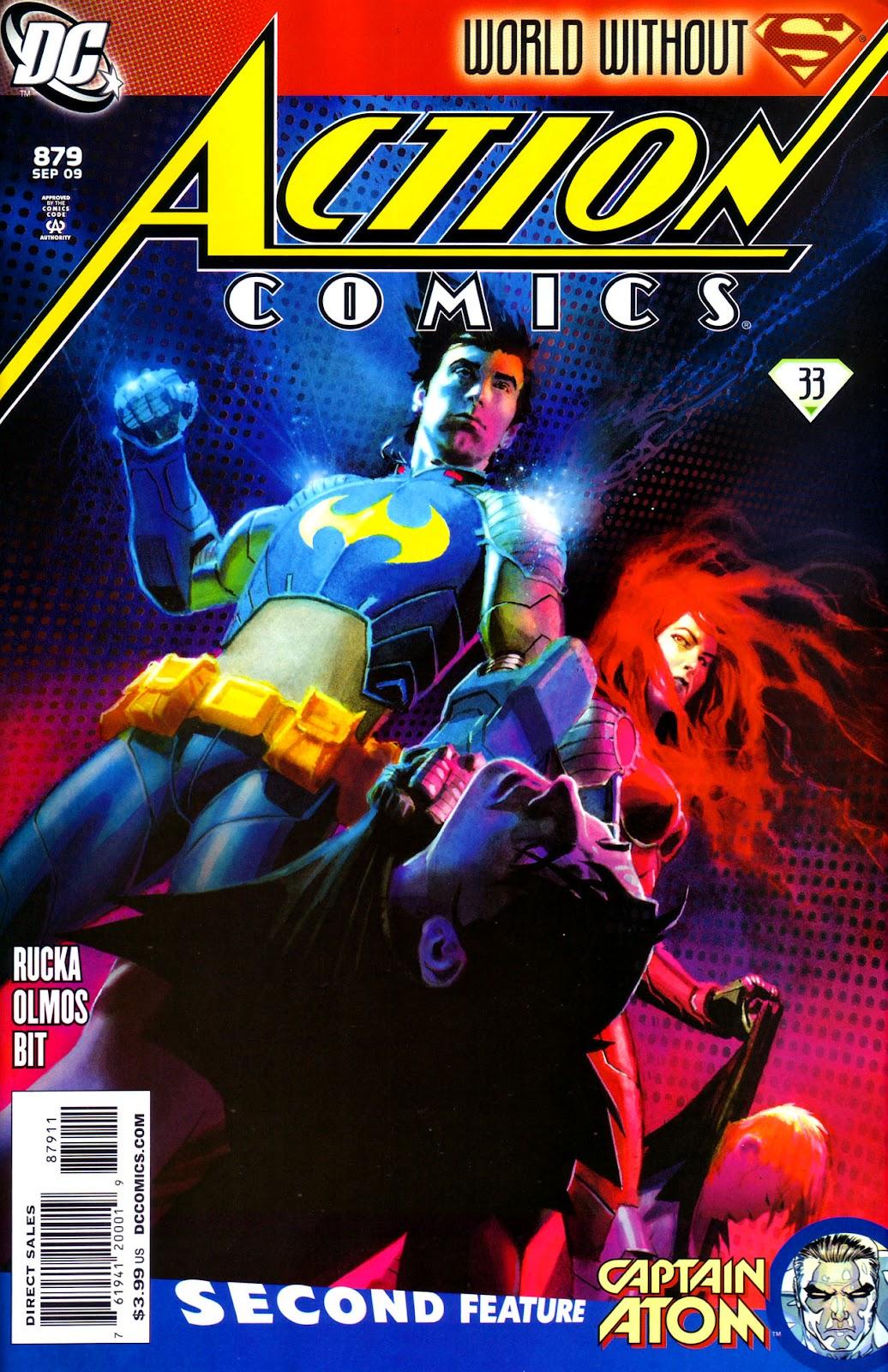 Action Comics (1938) 879 Page 1