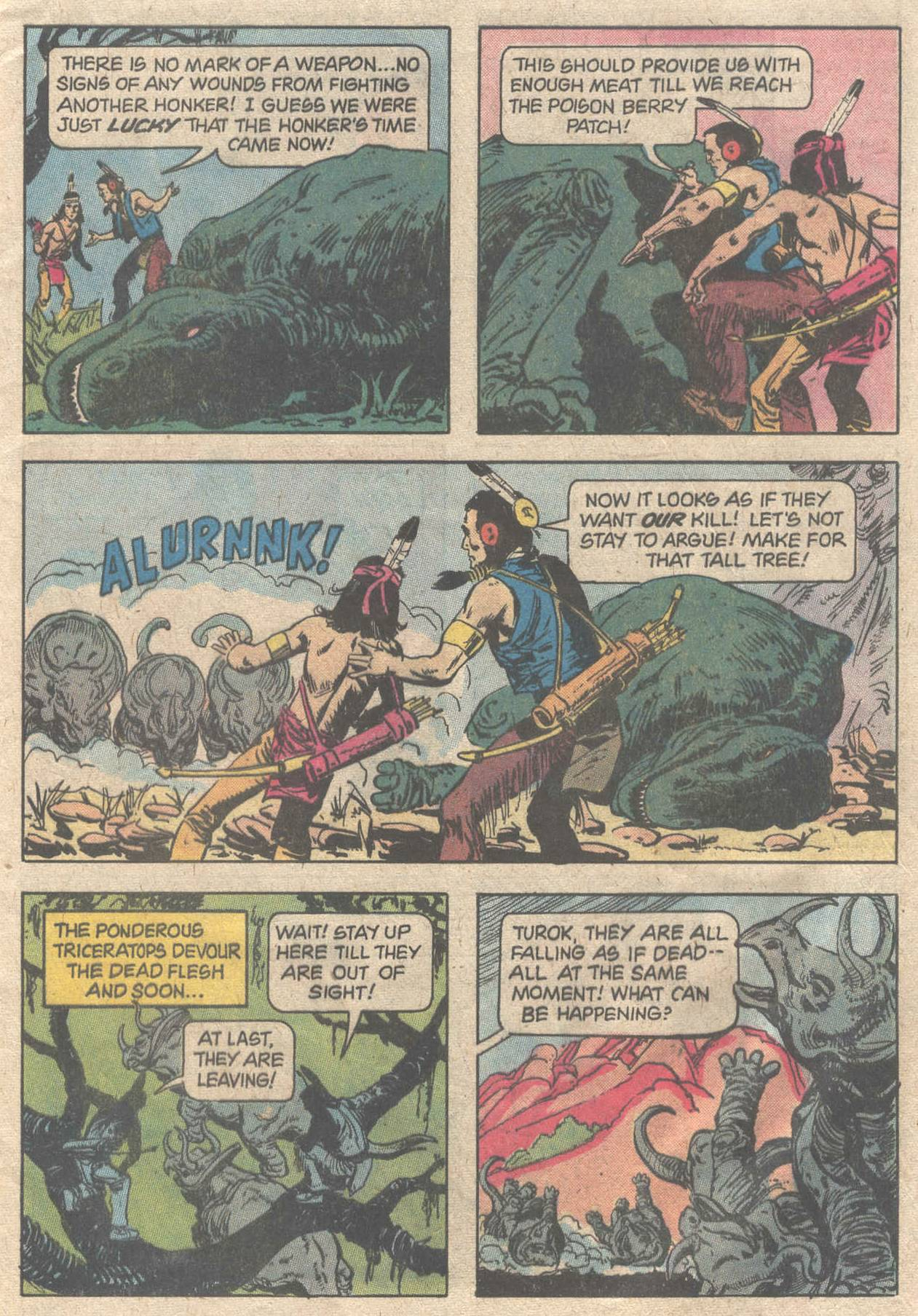 Read online Turok, Son of Stone comic -  Issue #117 - 5