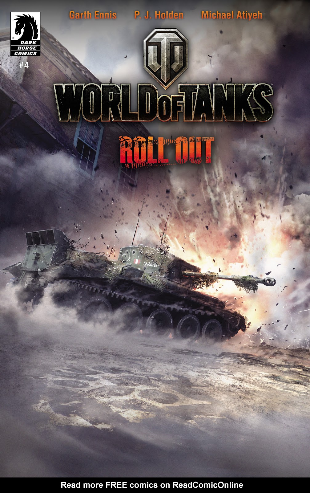World of Tanks 4 Page 1