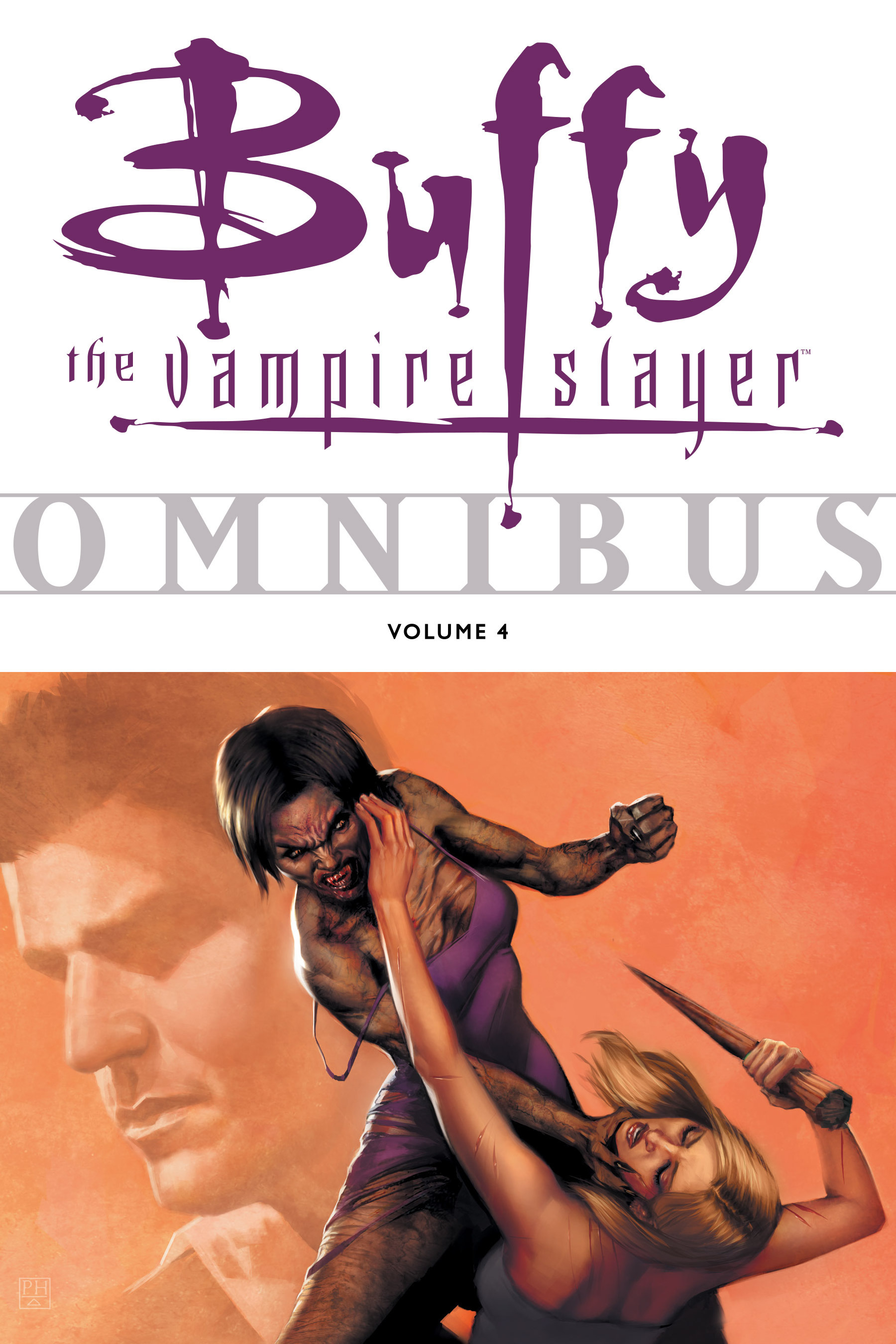 Read online Buffy the Vampire Slayer: Omnibus comic -  Issue # TPB 4 - 1