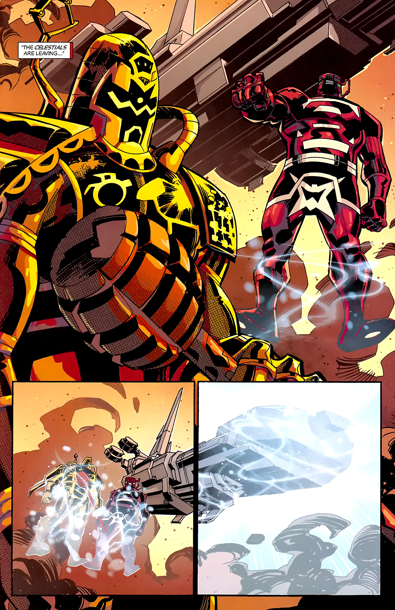 Read online X-Factor Forever comic -  Issue #5 - 17
