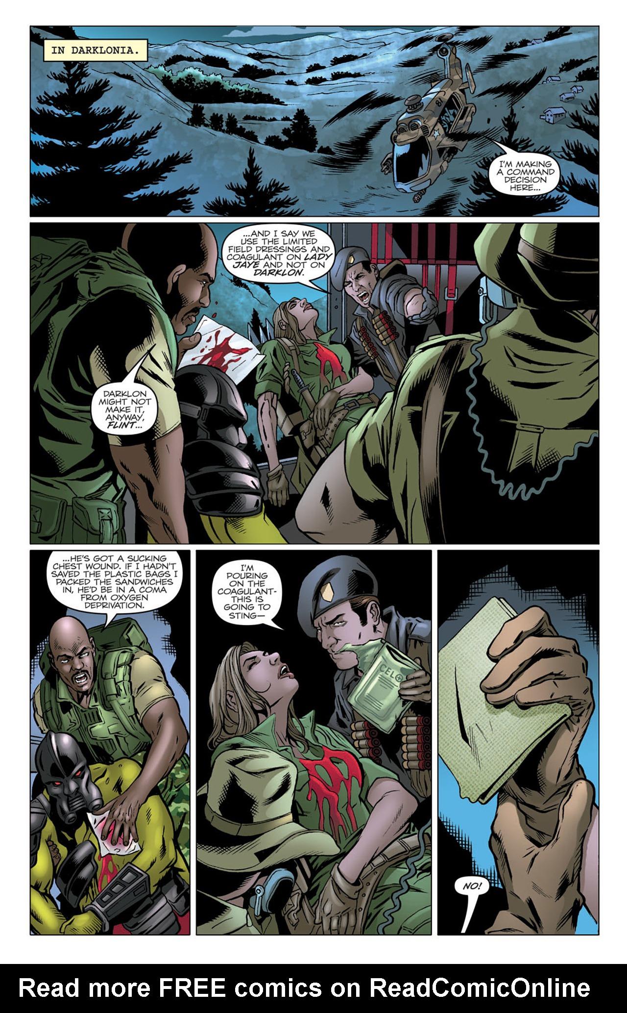 G.I. Joe: A Real American Hero 172 Page 8