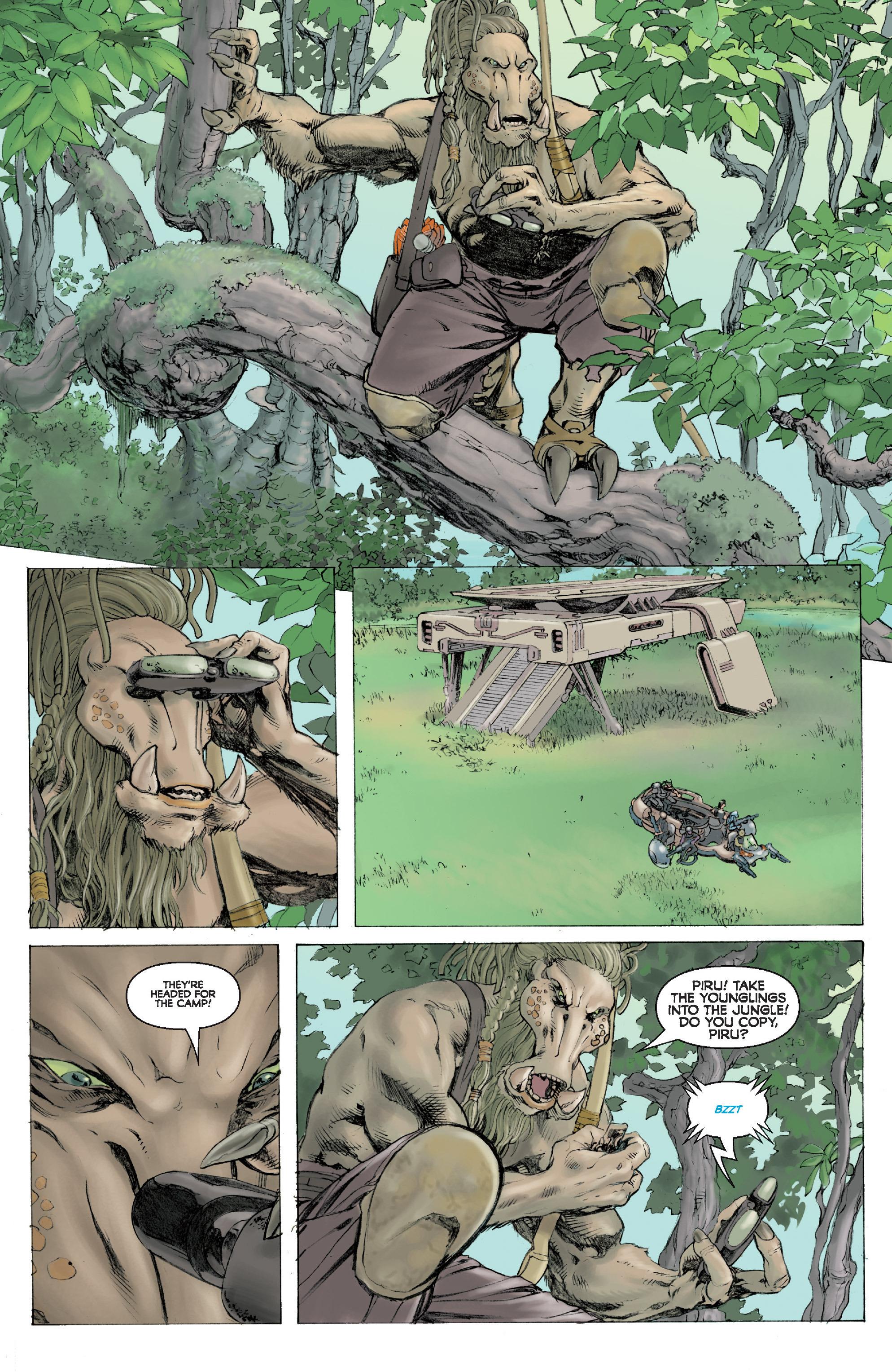 Read online Star Wars Omnibus comic -  Issue # Vol. 31 - 234