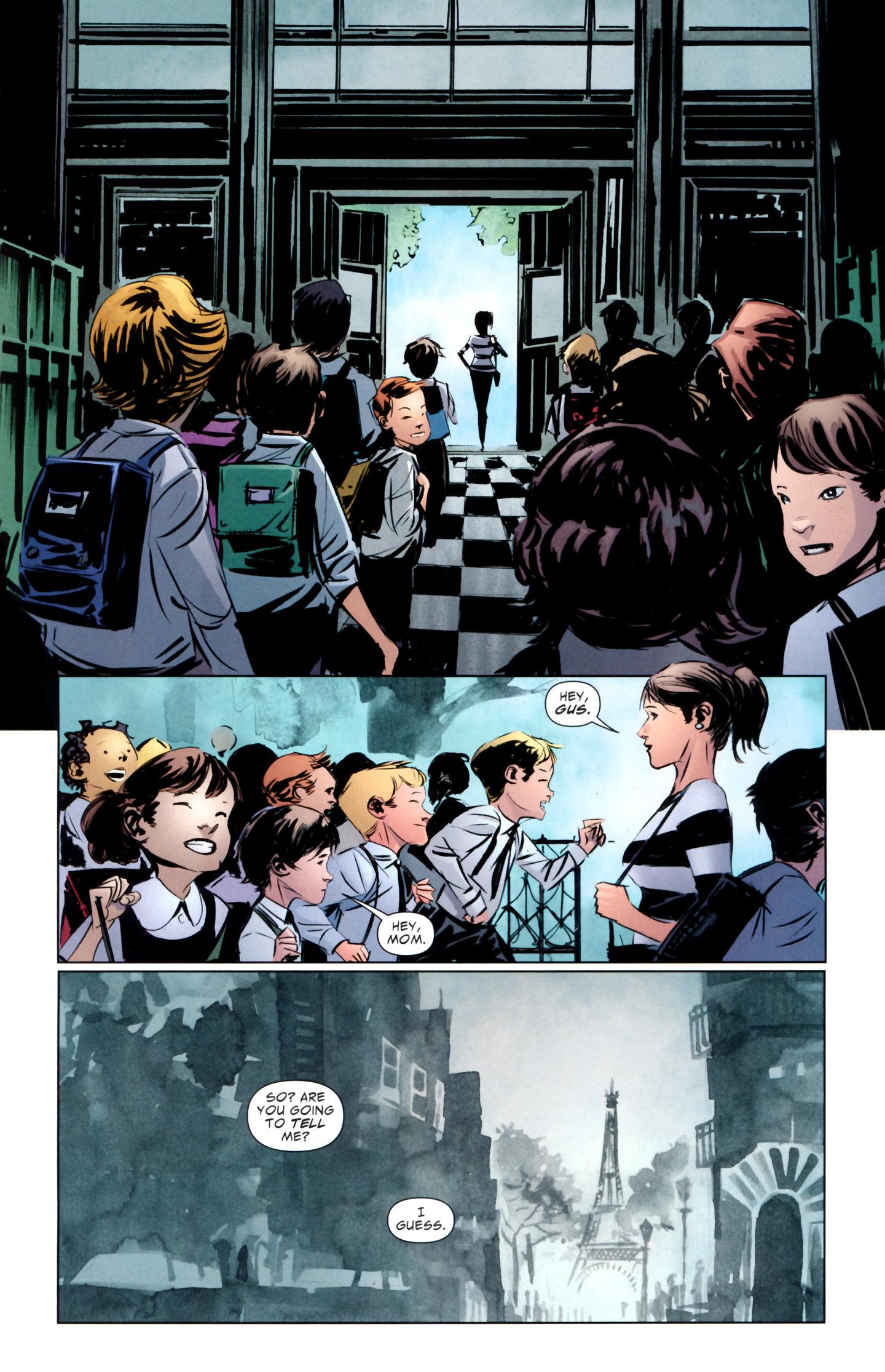 Read online American Vampire: Lord of Nightmares comic -  Issue #1 - 19