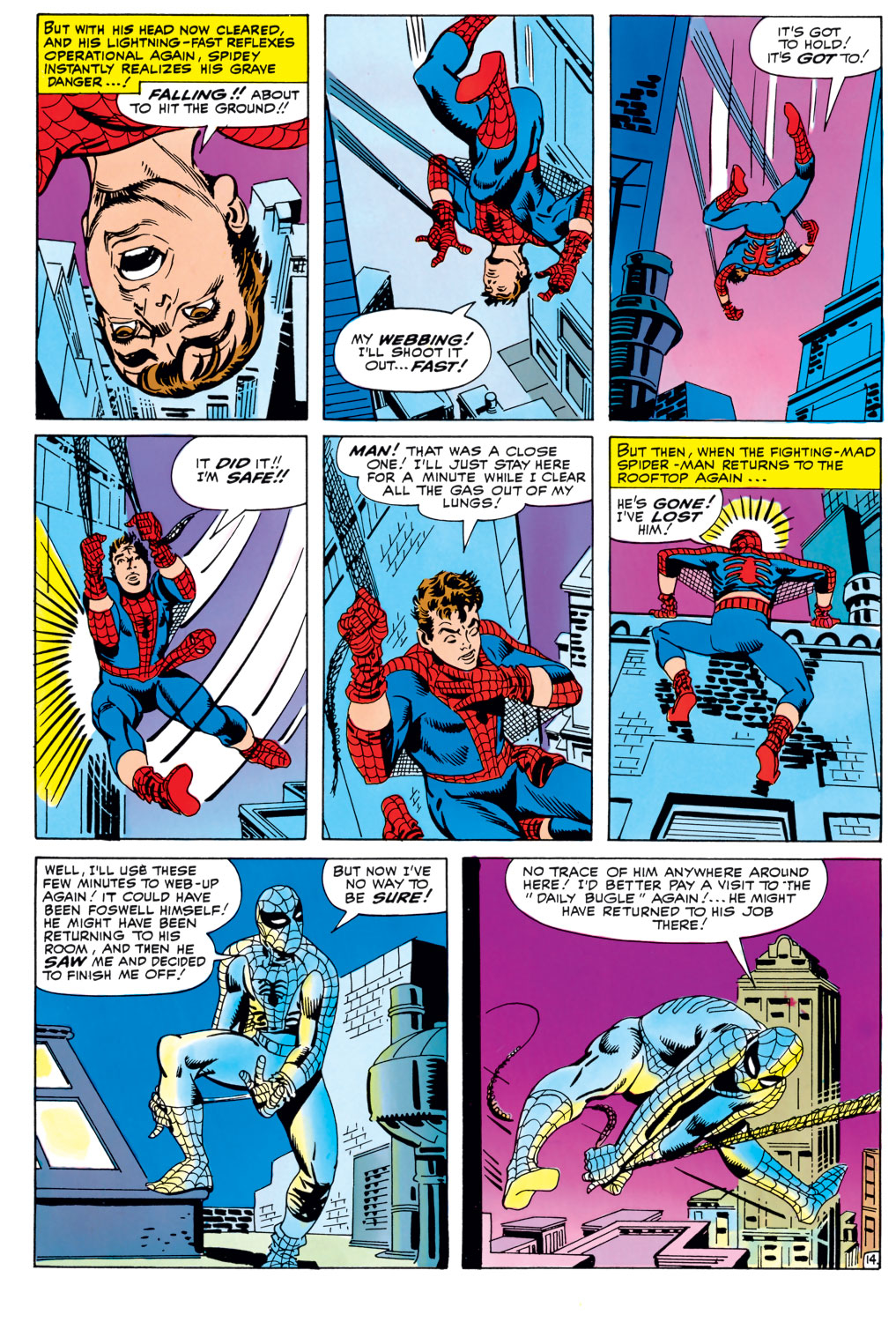 The Amazing Spider-Man (1963) 26 Page 14