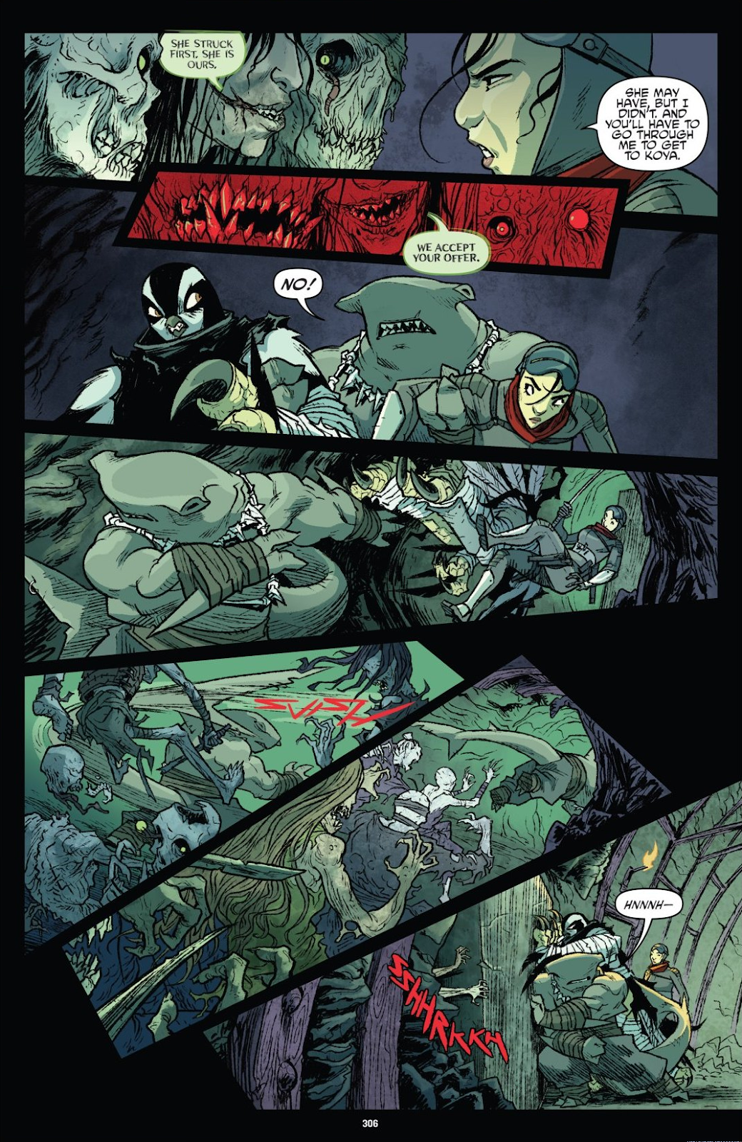 Read online Teenage Mutant Ninja Turtles: The IDW Collection comic -  Issue # TPB 9 (Part 4) - 3