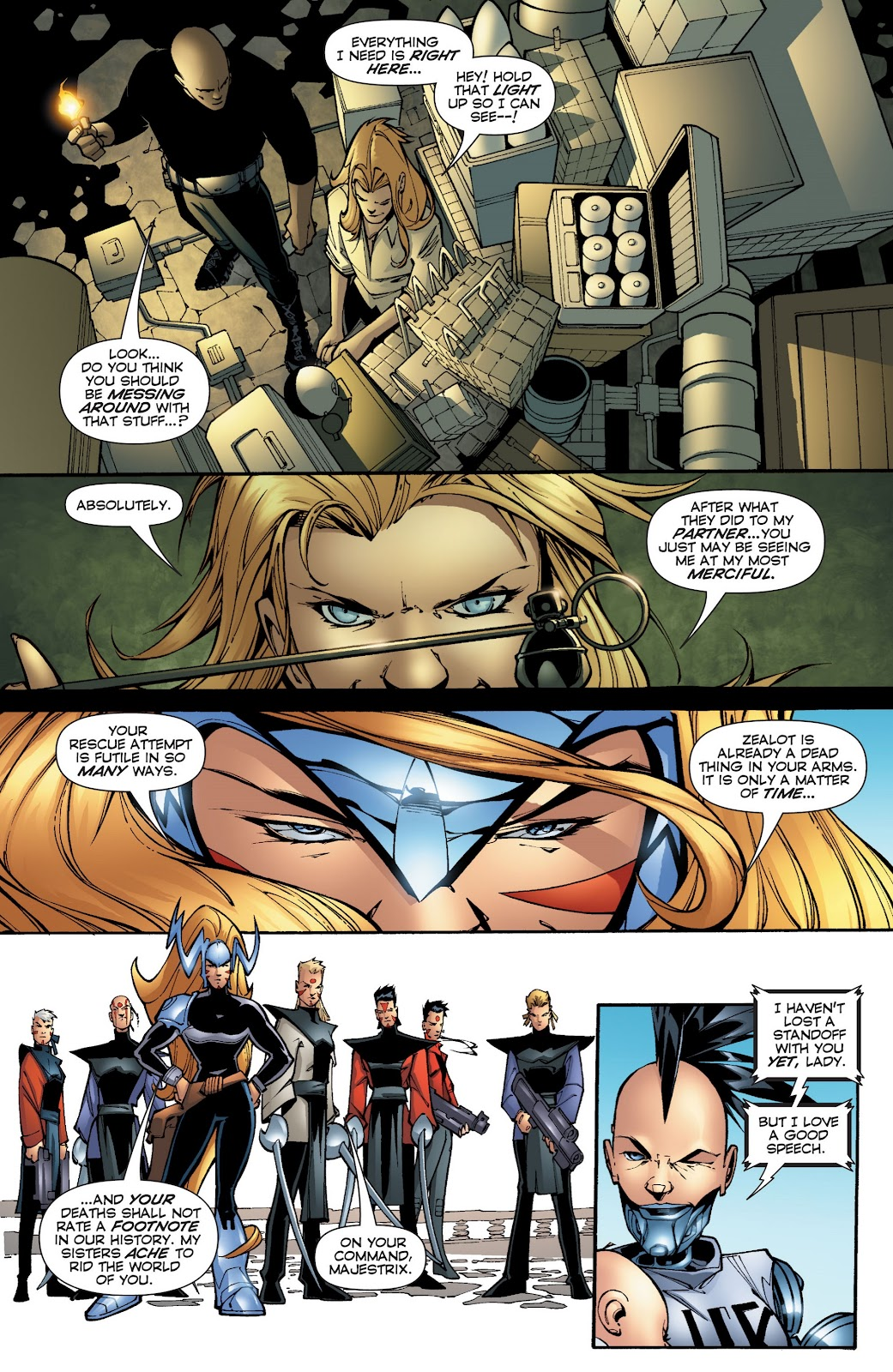 Wildcats Version 3.0 Issue #24 #24 - English 19