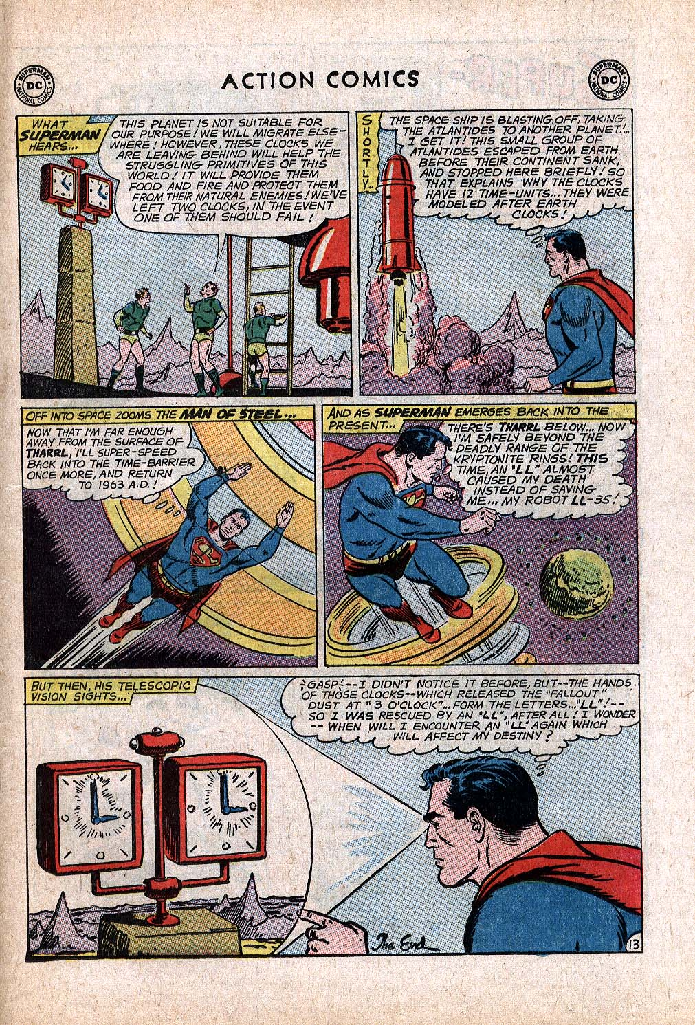 Read online Action Comics (1938) comic -  Issue #299 - 15