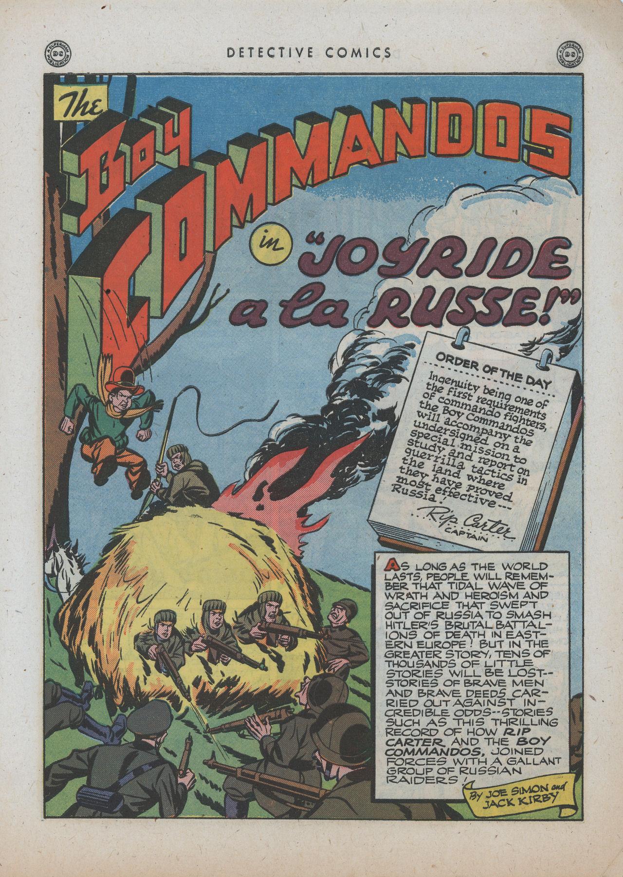 Read online Detective Comics (1937) comic -  Issue #89 - 47