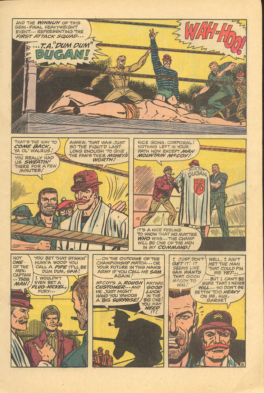 Read online Sgt. Fury comic -  Issue #83 - 13