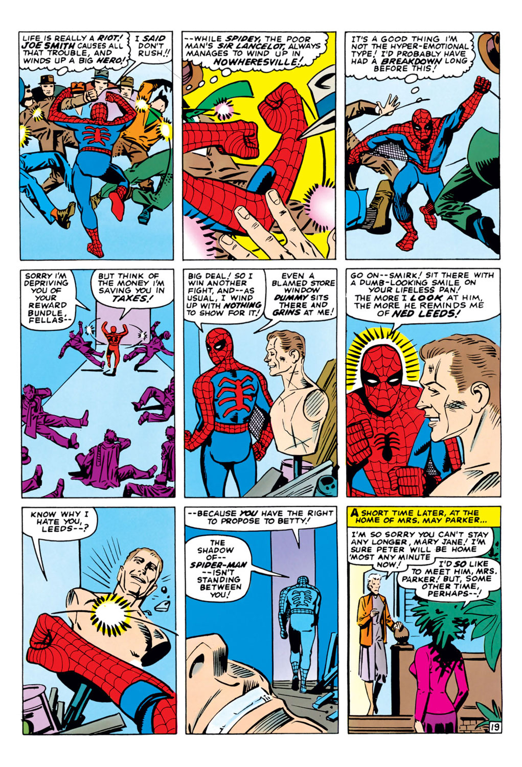 The Amazing Spider-Man (1963) 38 Page 19