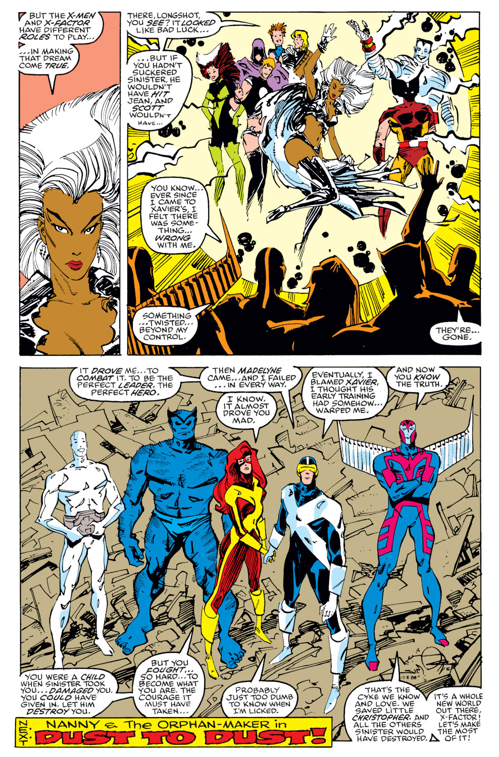 Read online X-Factor (1986) comic -  Issue #39 - 25