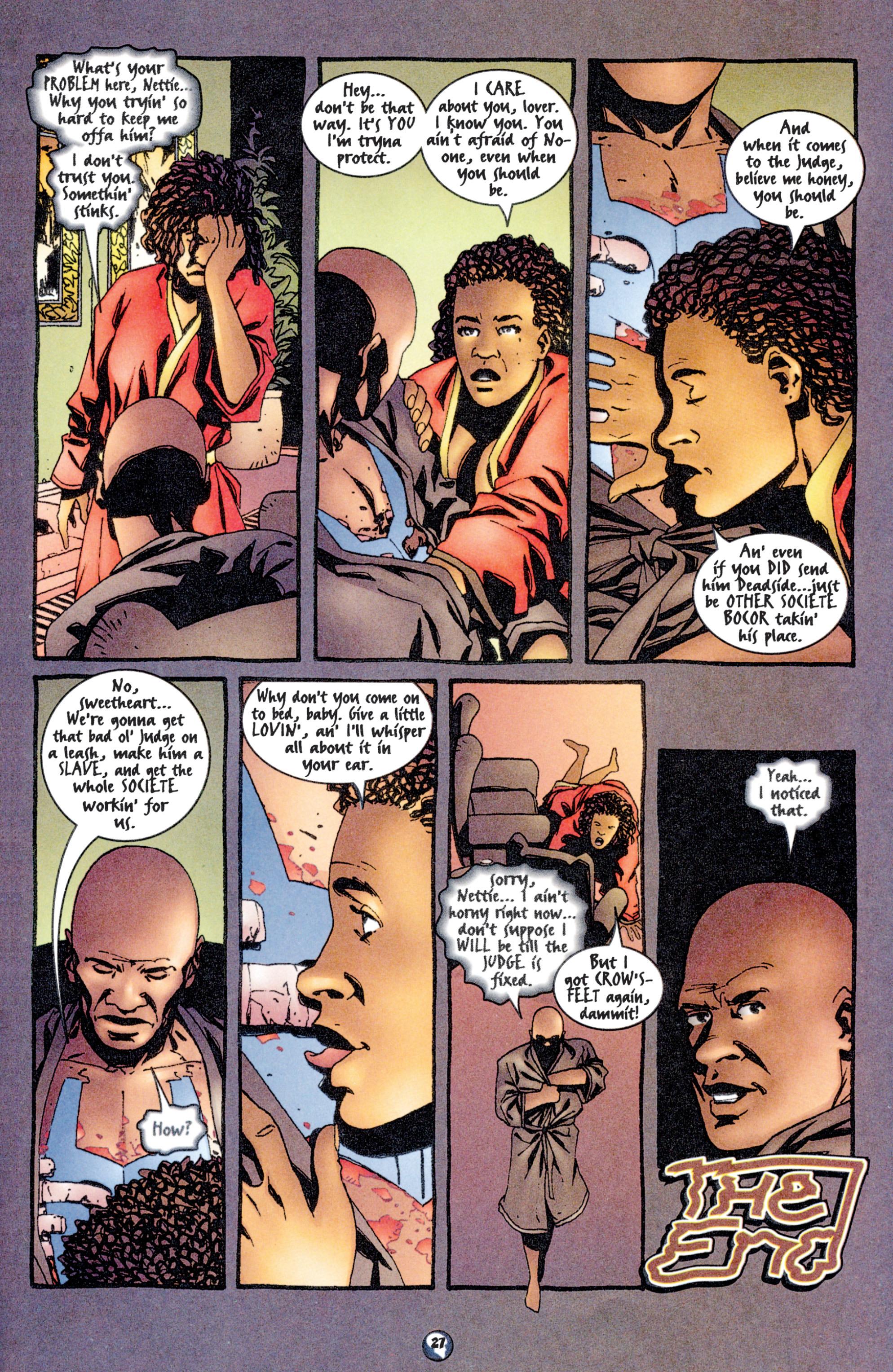 Read online Shadowman (1997) comic -  Issue #12 - 22
