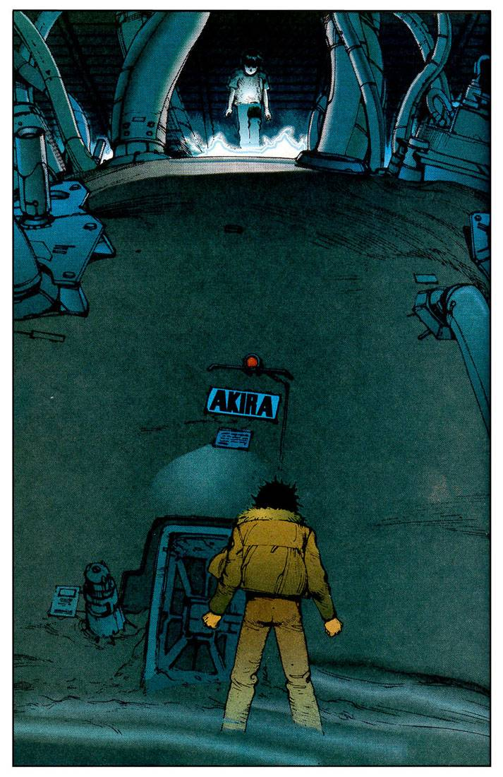Read online Akira comic -  Issue #10 - 72