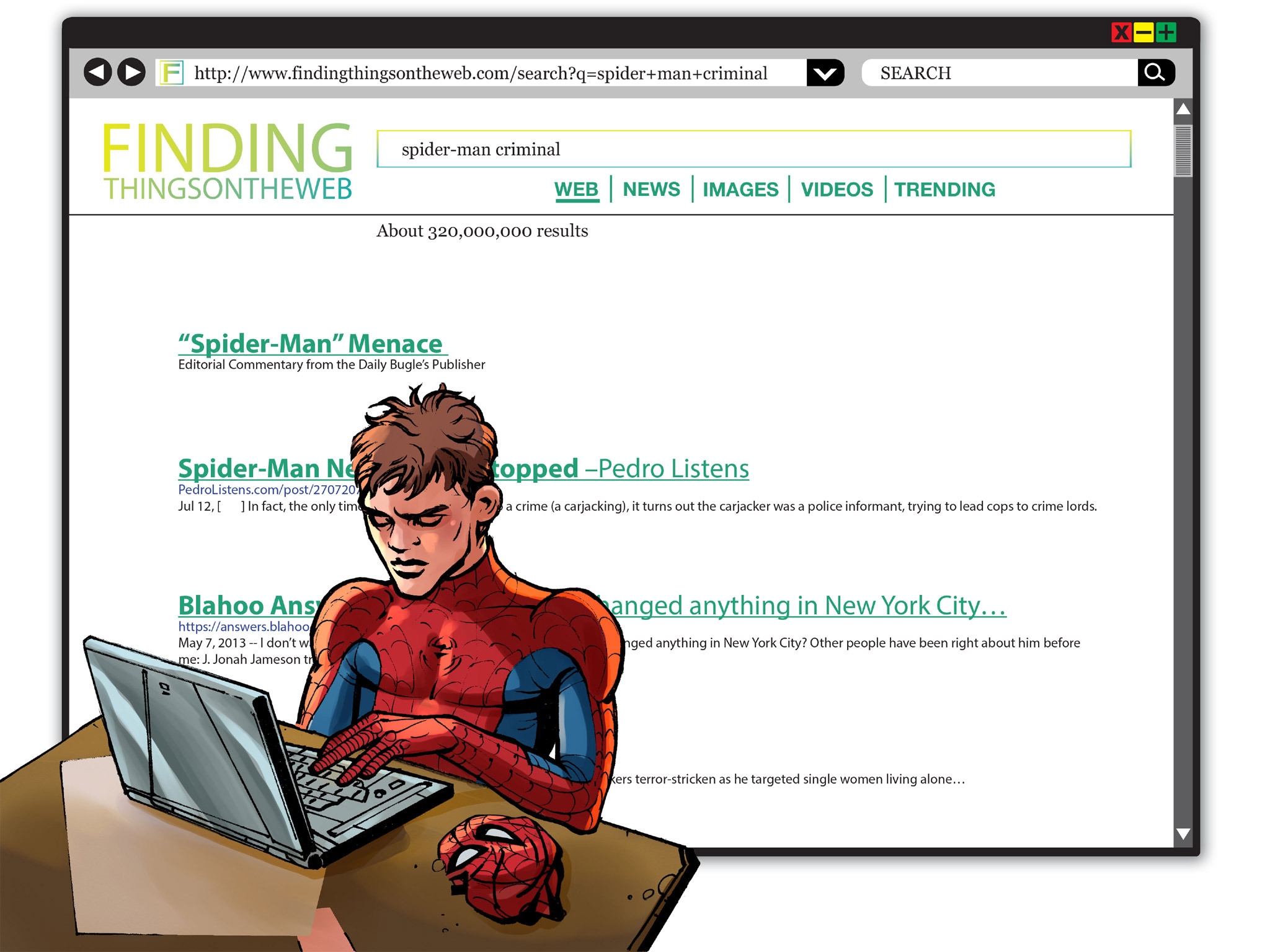 Read online Amazing Spider-Man: Who Am I? comic -  Issue # Full (Part 1) - 91