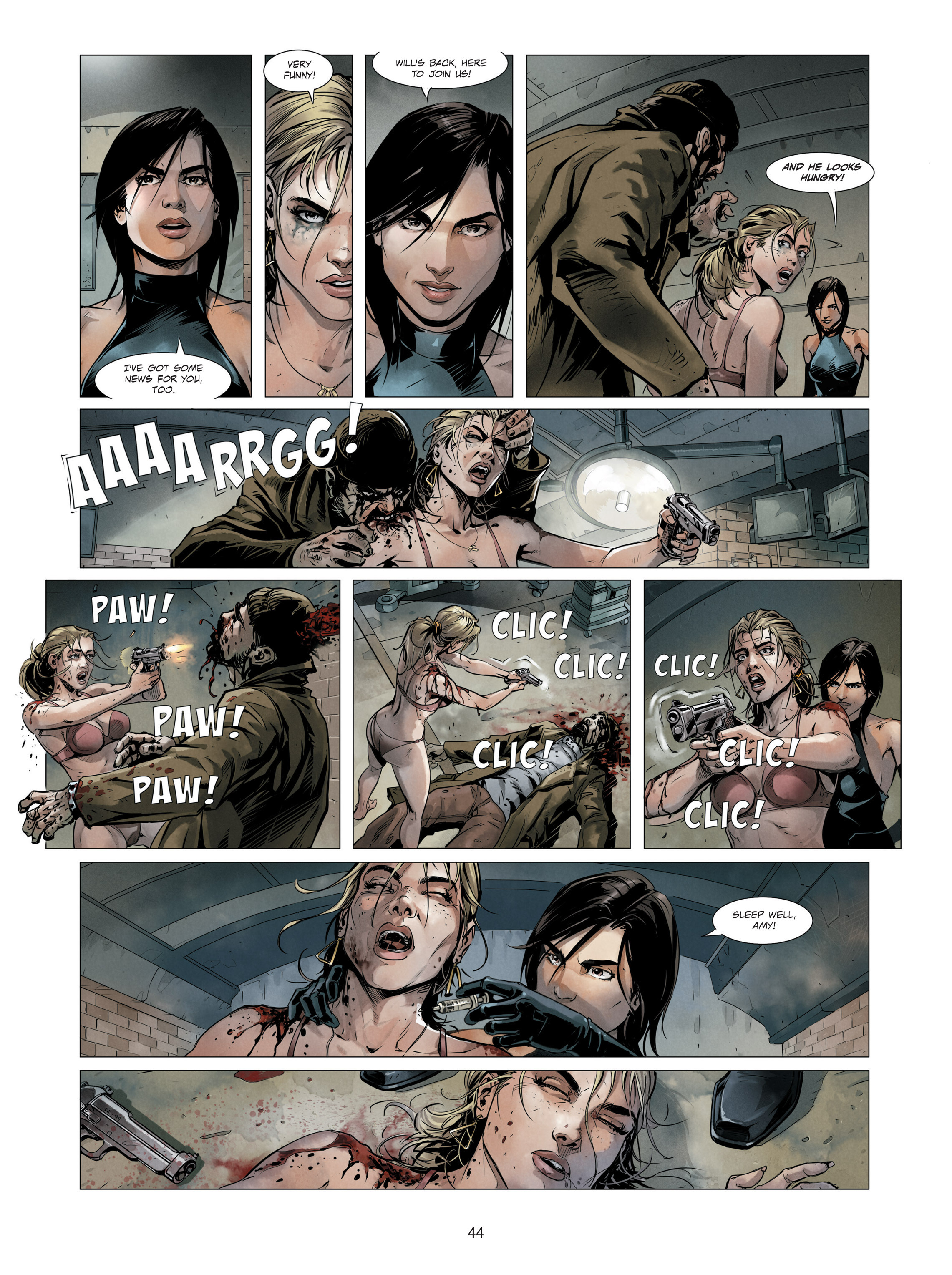 Read online Alice Matheson comic -  Issue #3 - 44
