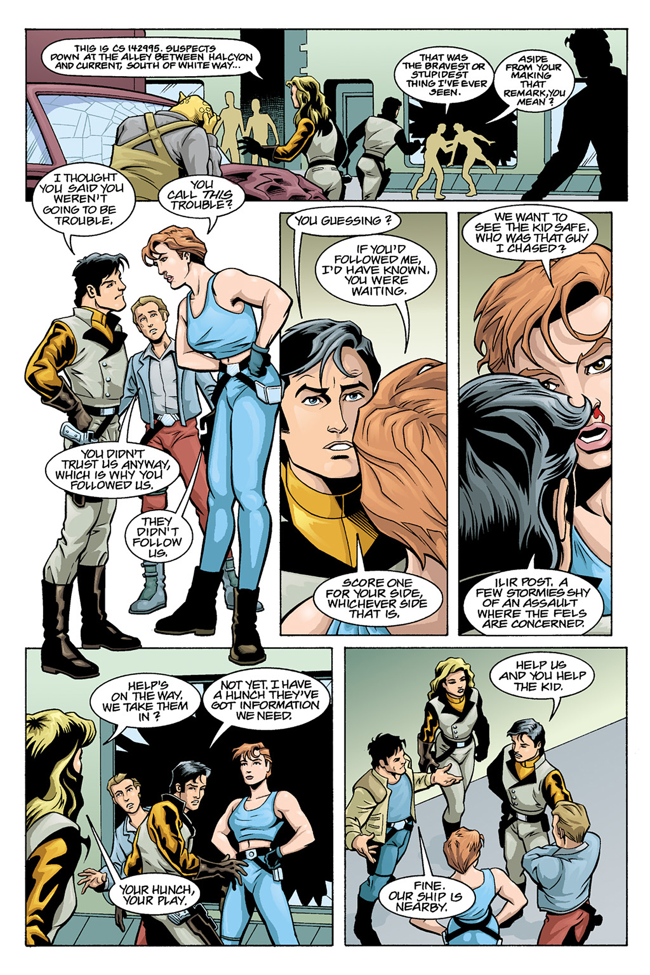 Read online Star Wars Omnibus comic -  Issue # Vol. 3 - 164