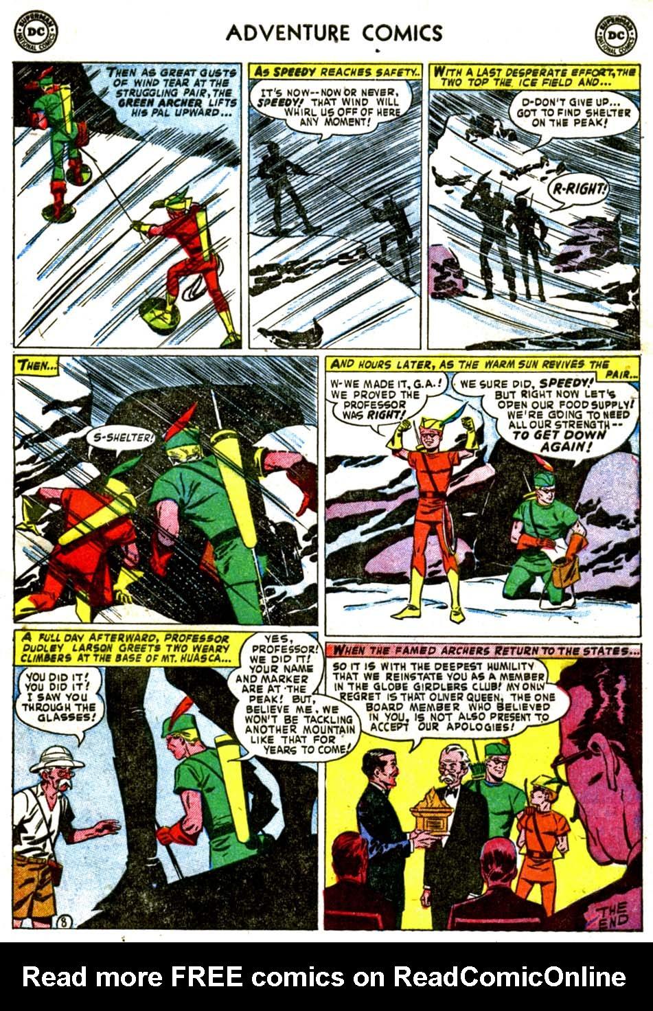 Read online Adventure Comics (1938) comic -  Issue #184 - 41