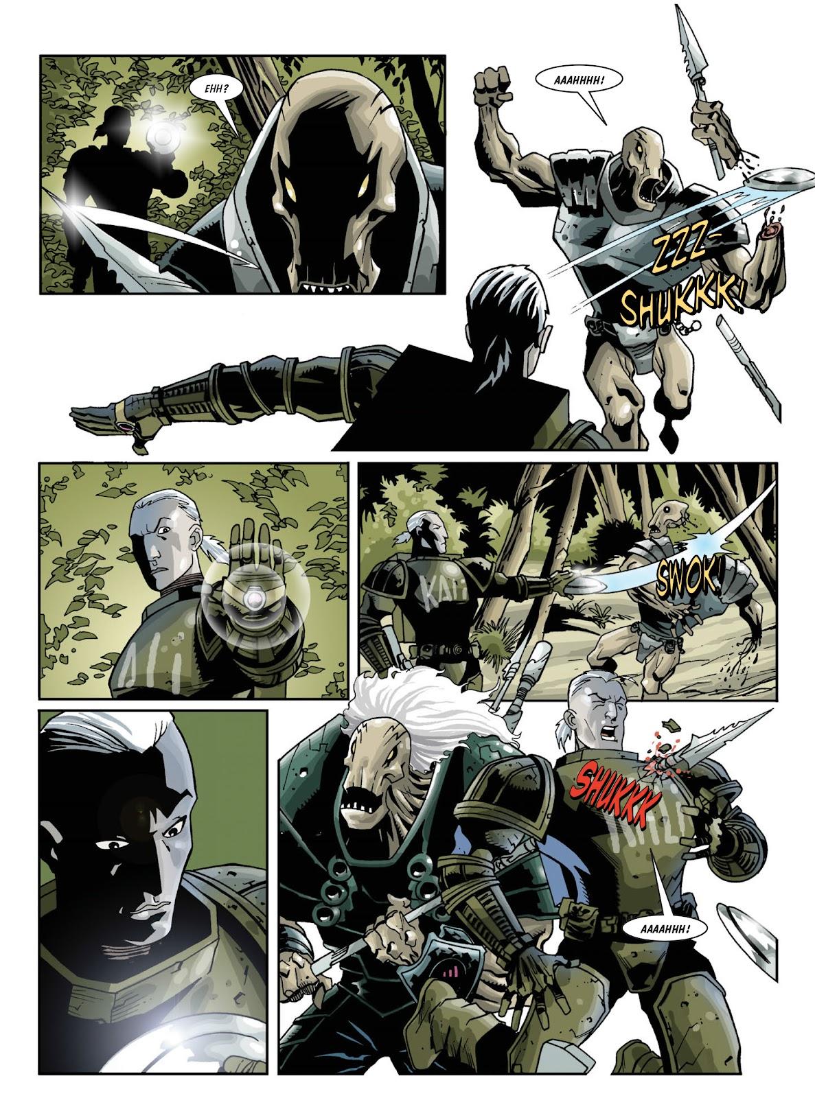 Judge Dredd Megazine (Vol. 5) Issue #381 #180 - English 112