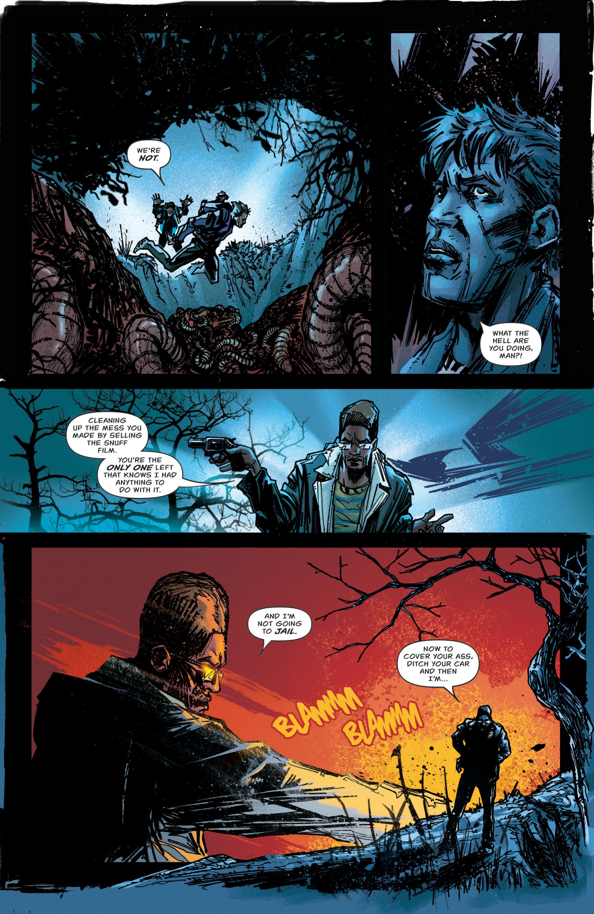 Read online Grimm Tales of Terror: Vol. 3 comic -  Issue #5 - 21