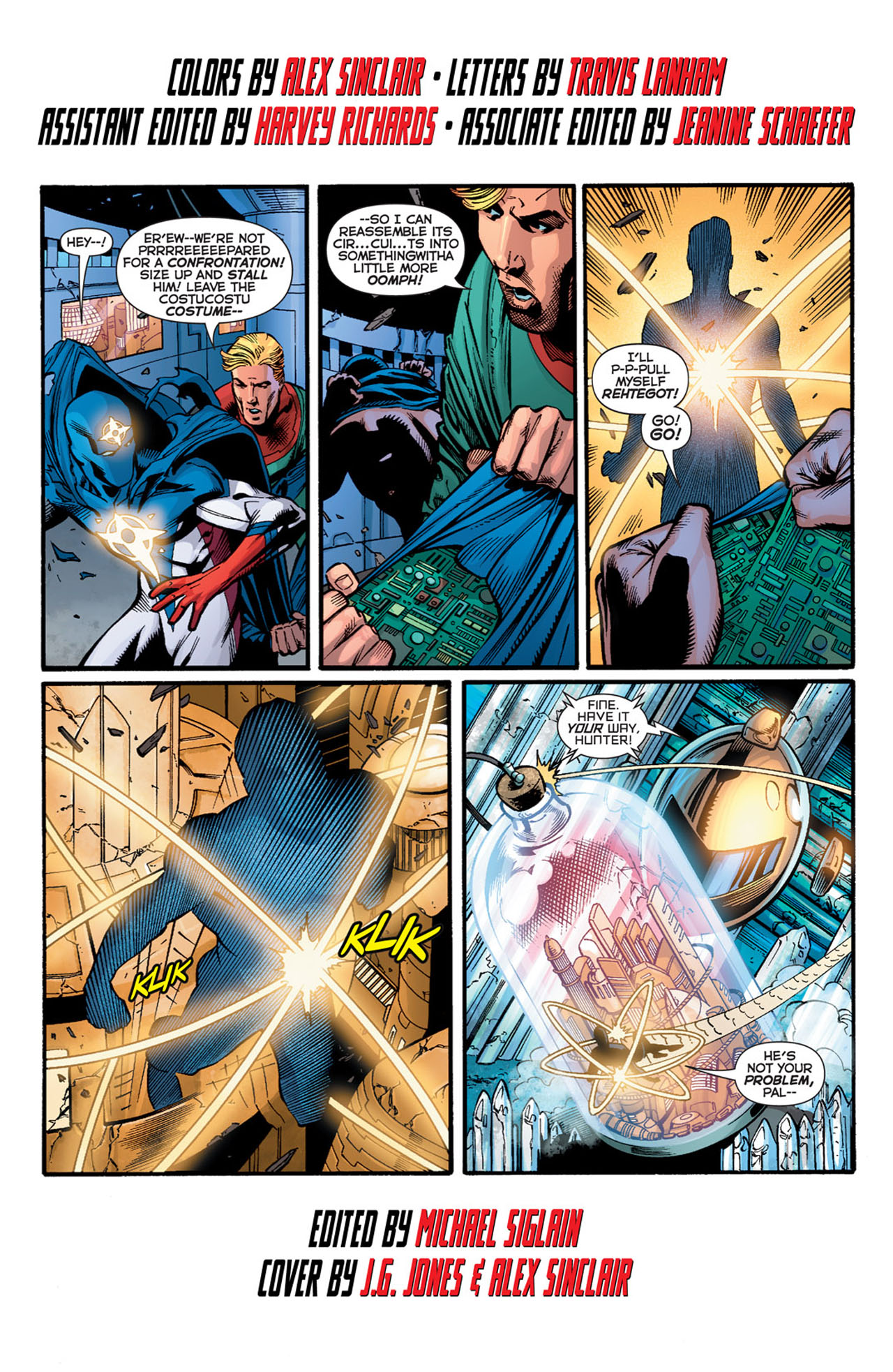 Read online 52 comic -  Issue #37 - 5