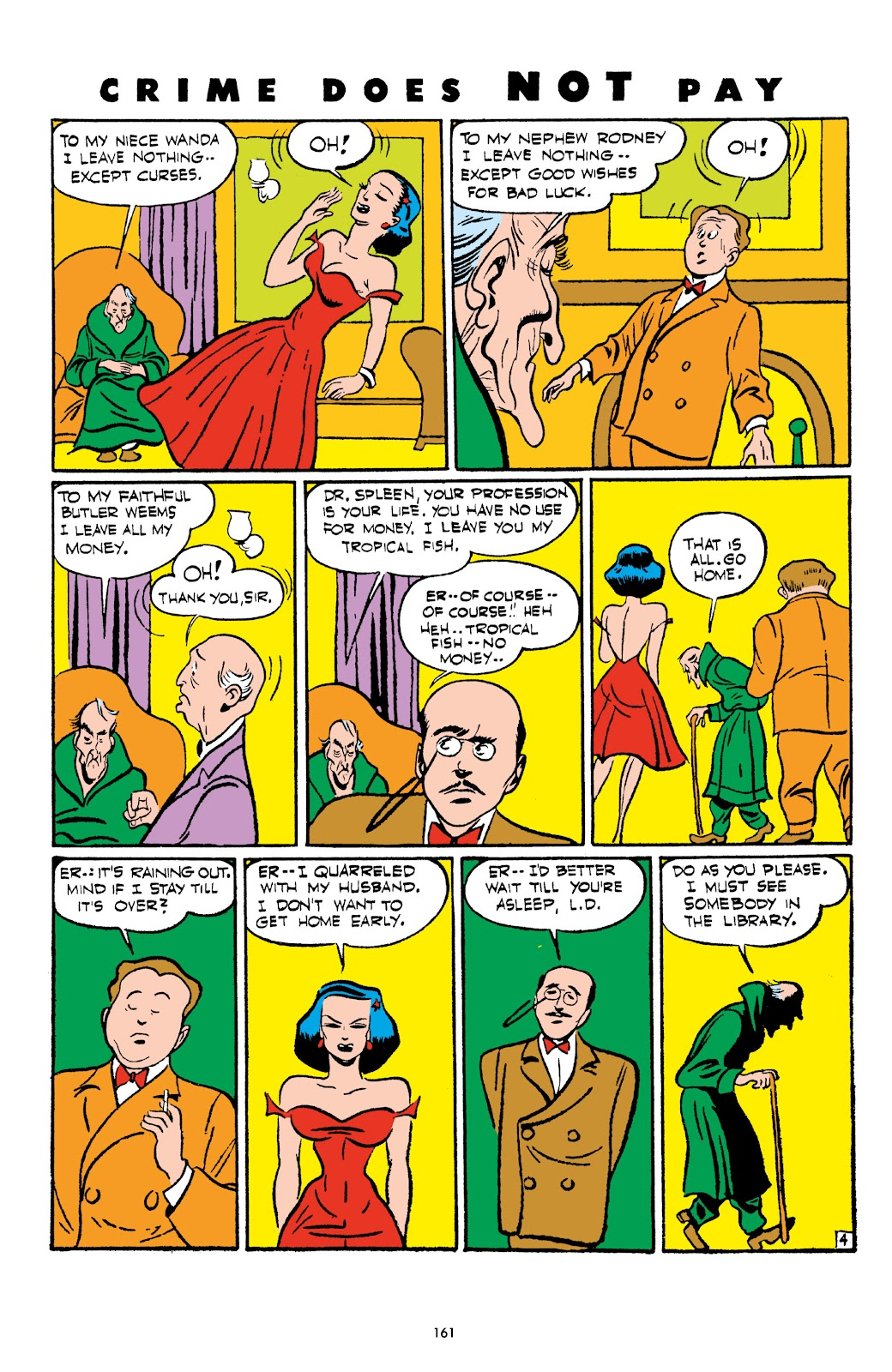 Read online Crime Does Not Pay Archives comic -  Issue # TPB 4 (Part 2) - 61