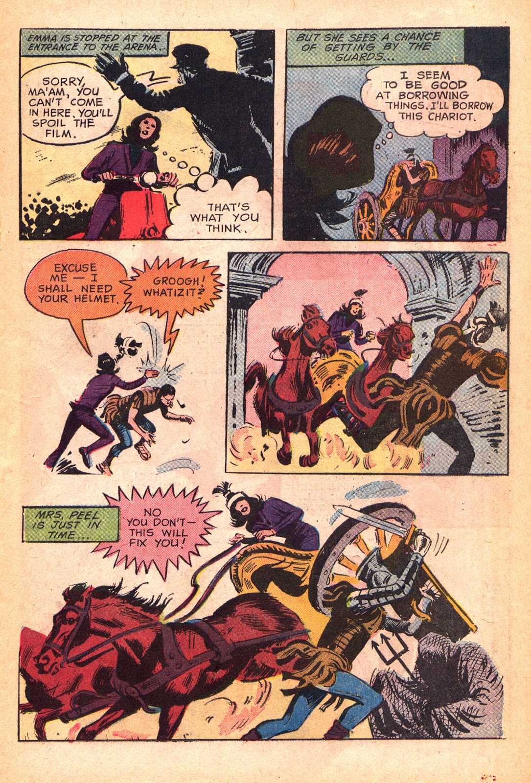 Read online The Avengers (1968) comic -  Issue # Full - 15