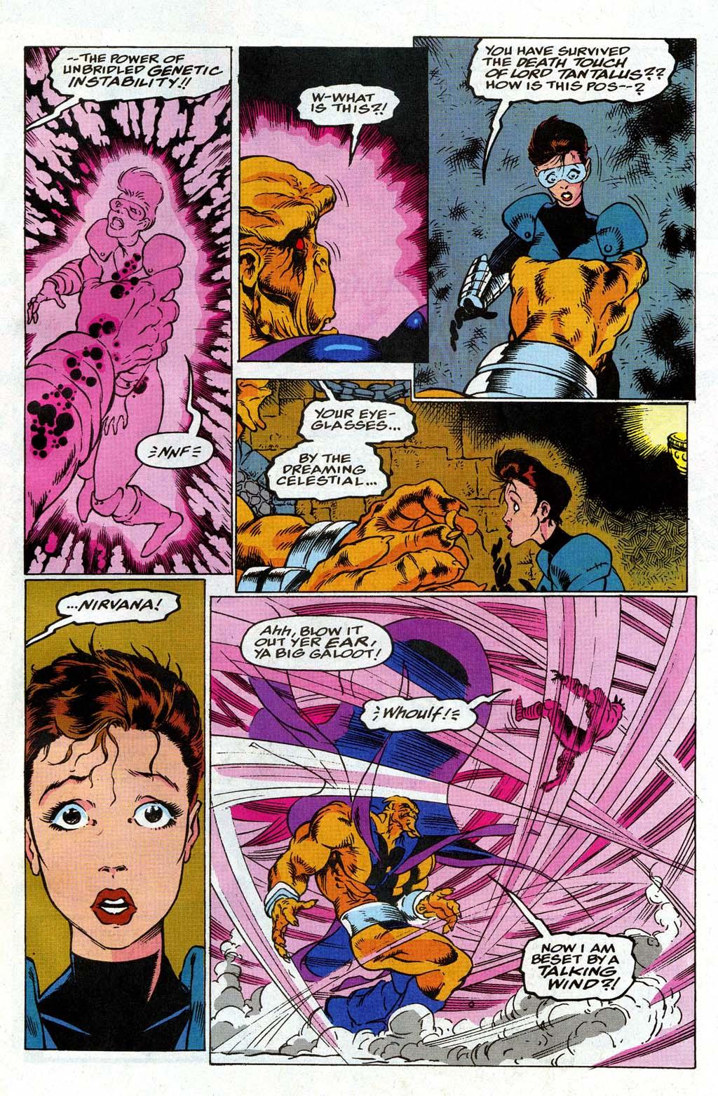 Read online Blackwulf comic -  Issue #9 - 8