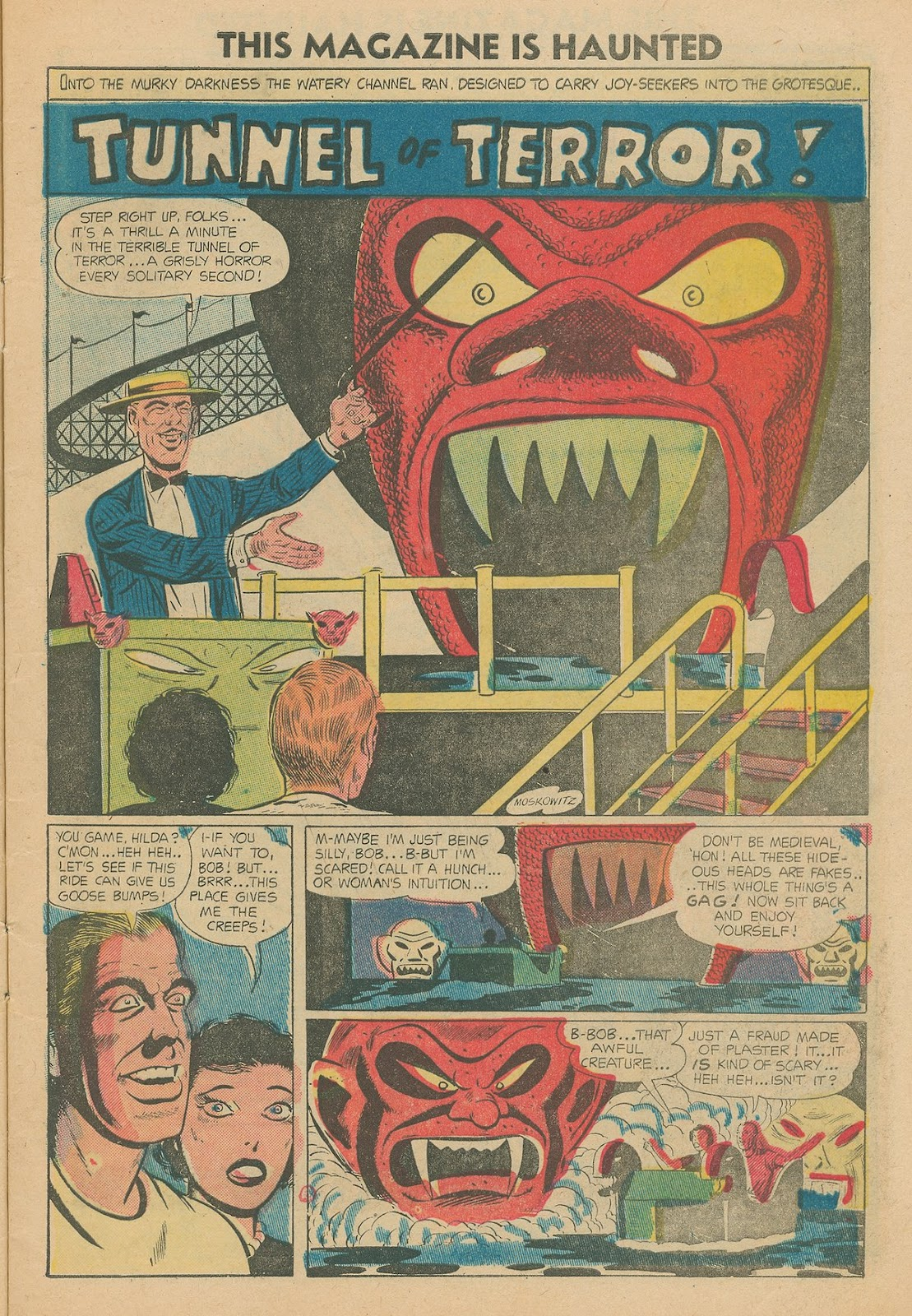Read online This Magazine Is Haunted comic -  Issue #21 - 7