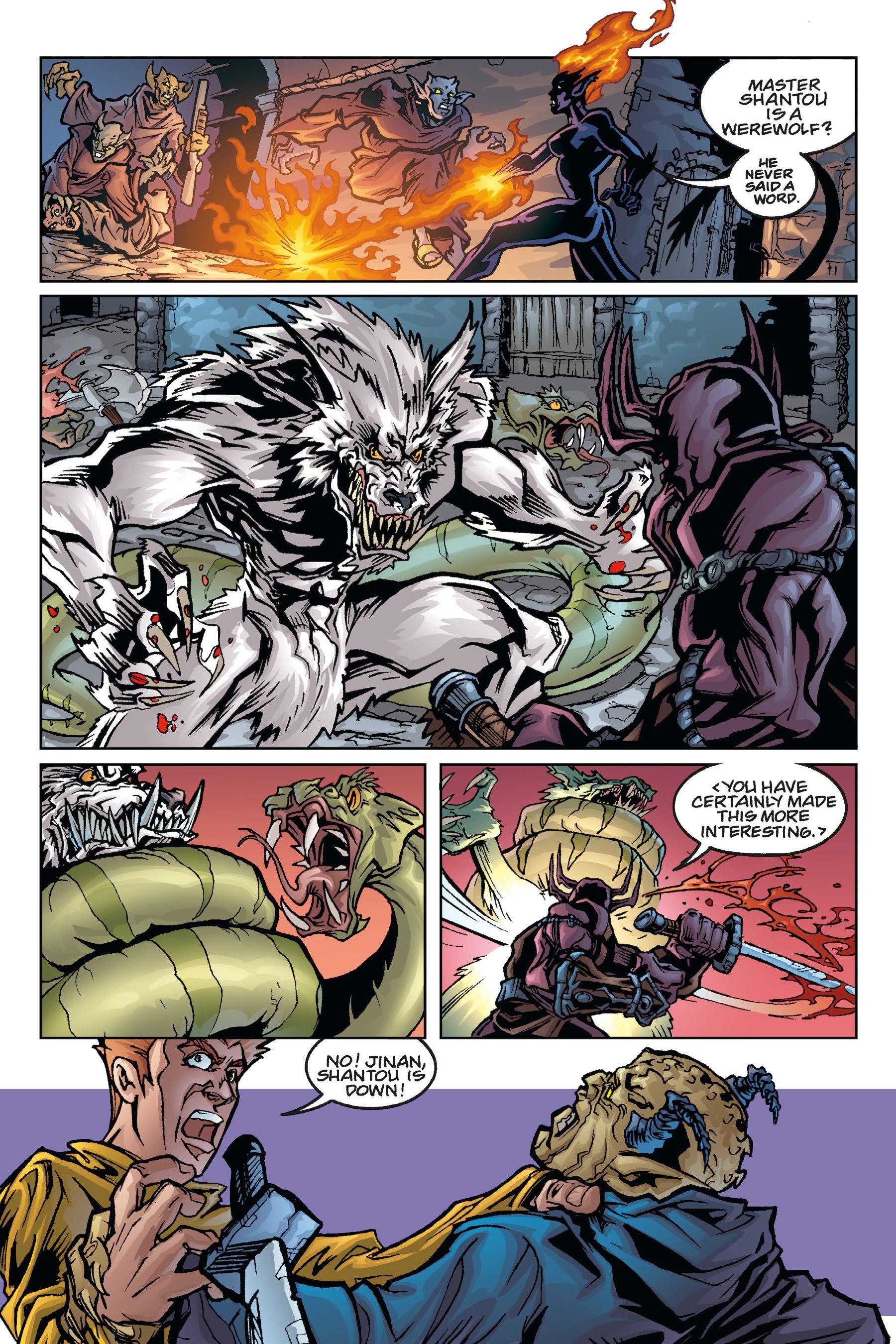 Read online Buffy the Vampire Slayer: Omnibus comic -  Issue # TPB 5 - 361