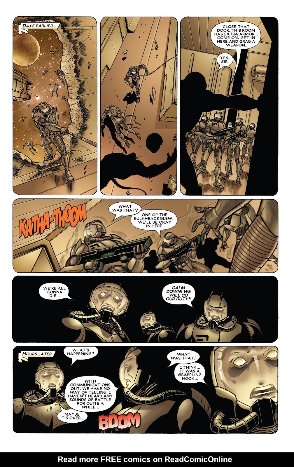 Read online Thor: Ragnaroks comic -  Issue # TPB (Part 4) - 46