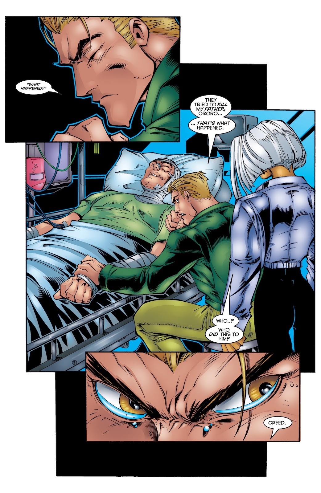 Uncanny X-Men (1963) issue 340 - Page 4