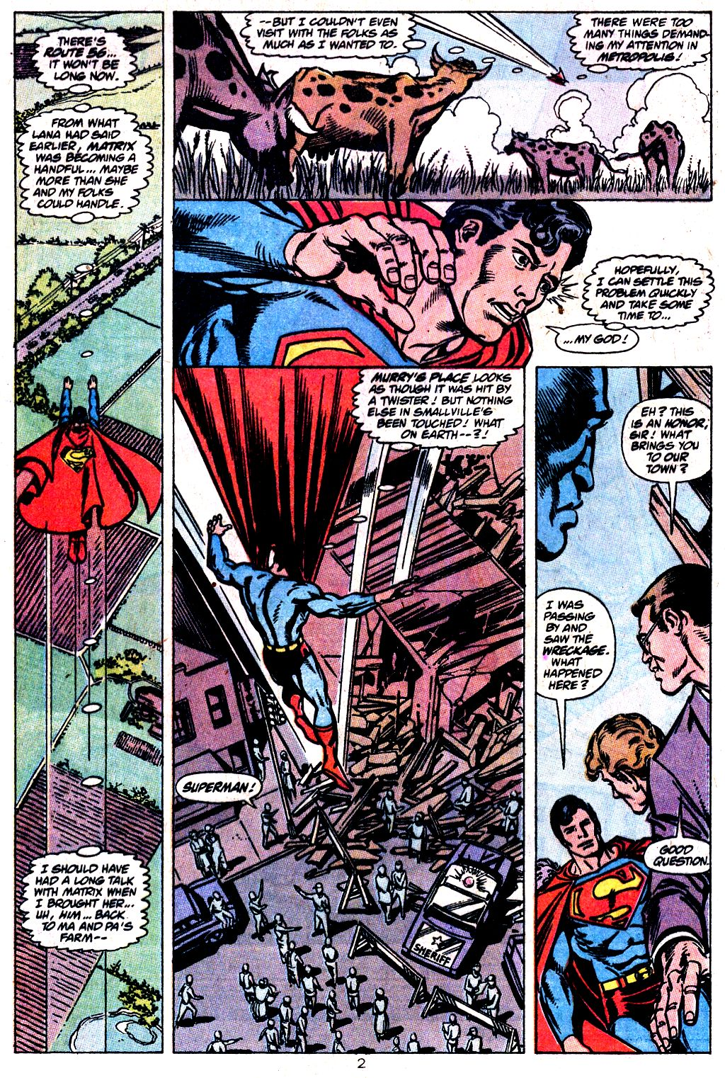 Action Comics (1938) 644 Page 2