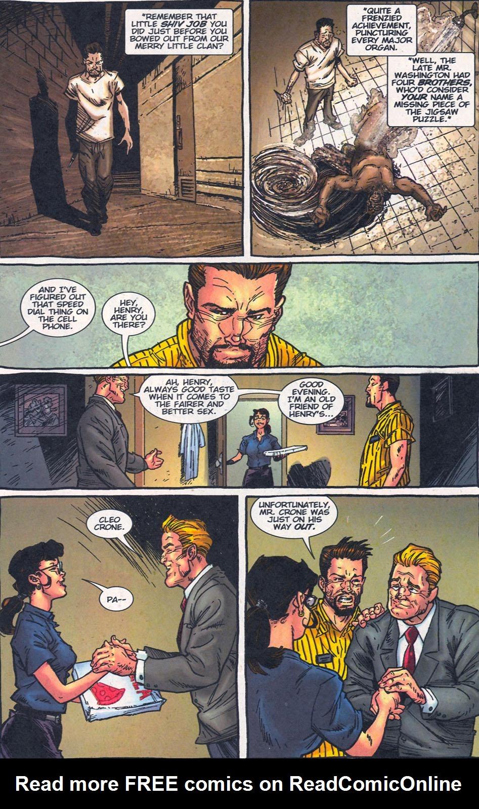 Read online The Exterminators comic -  Issue #15 - 6