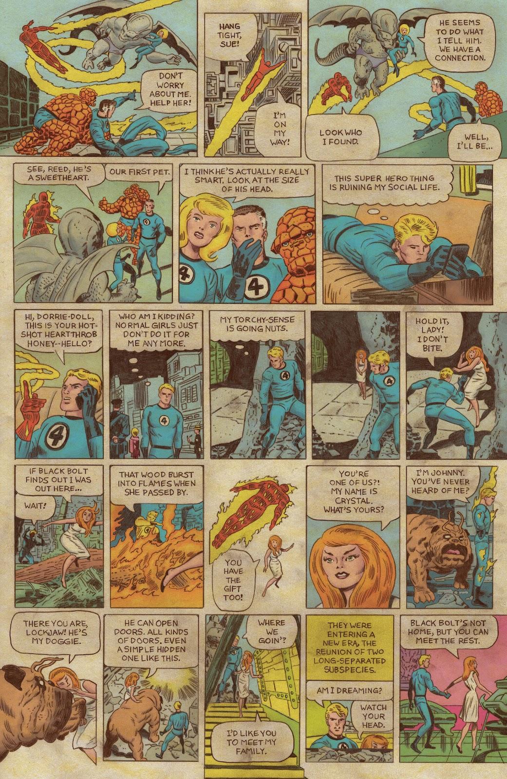 Read online Fantastic Four: Grand Design comic -  Issue #1 - 37