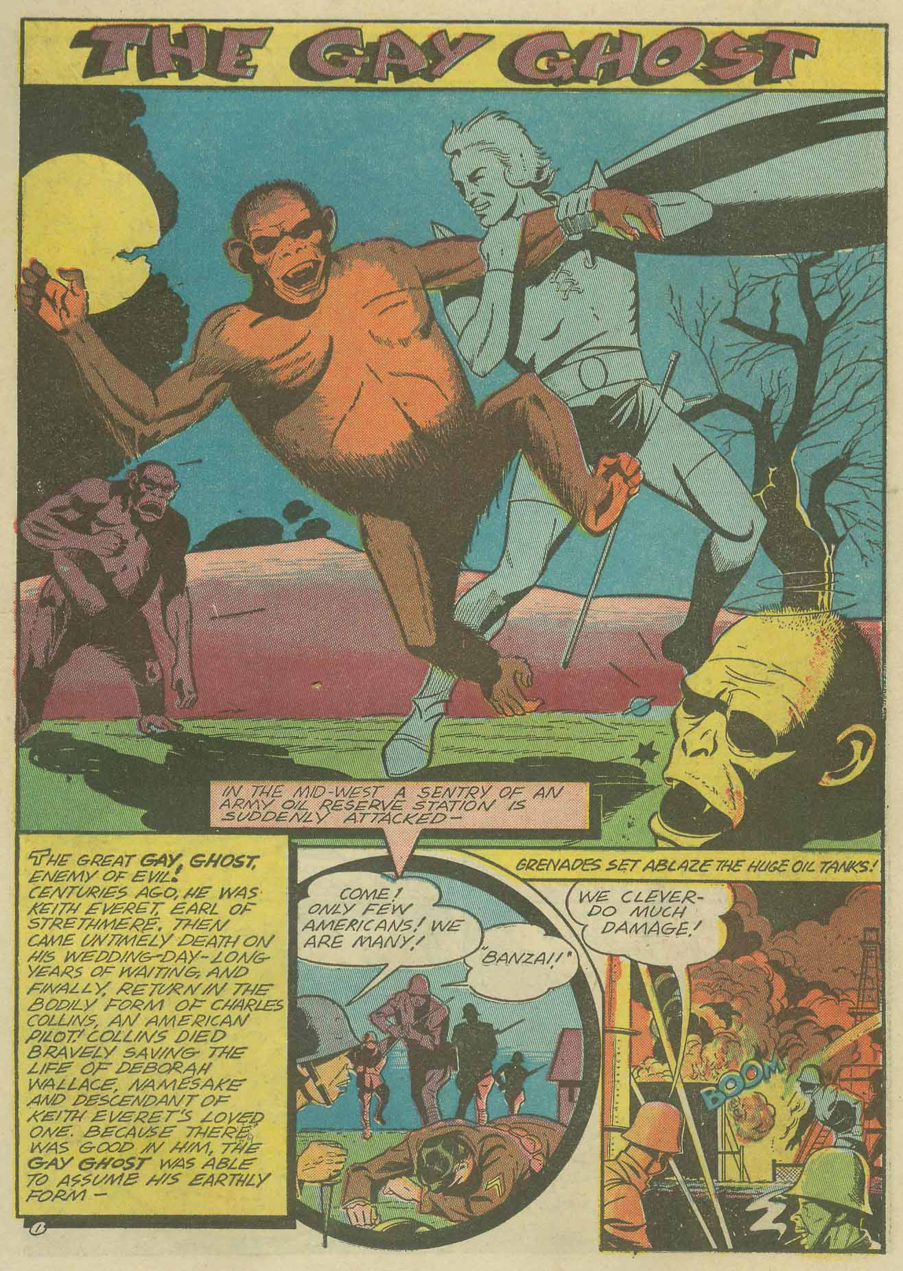 Read online Sensation (Mystery) Comics comic -  Issue #9 - 37